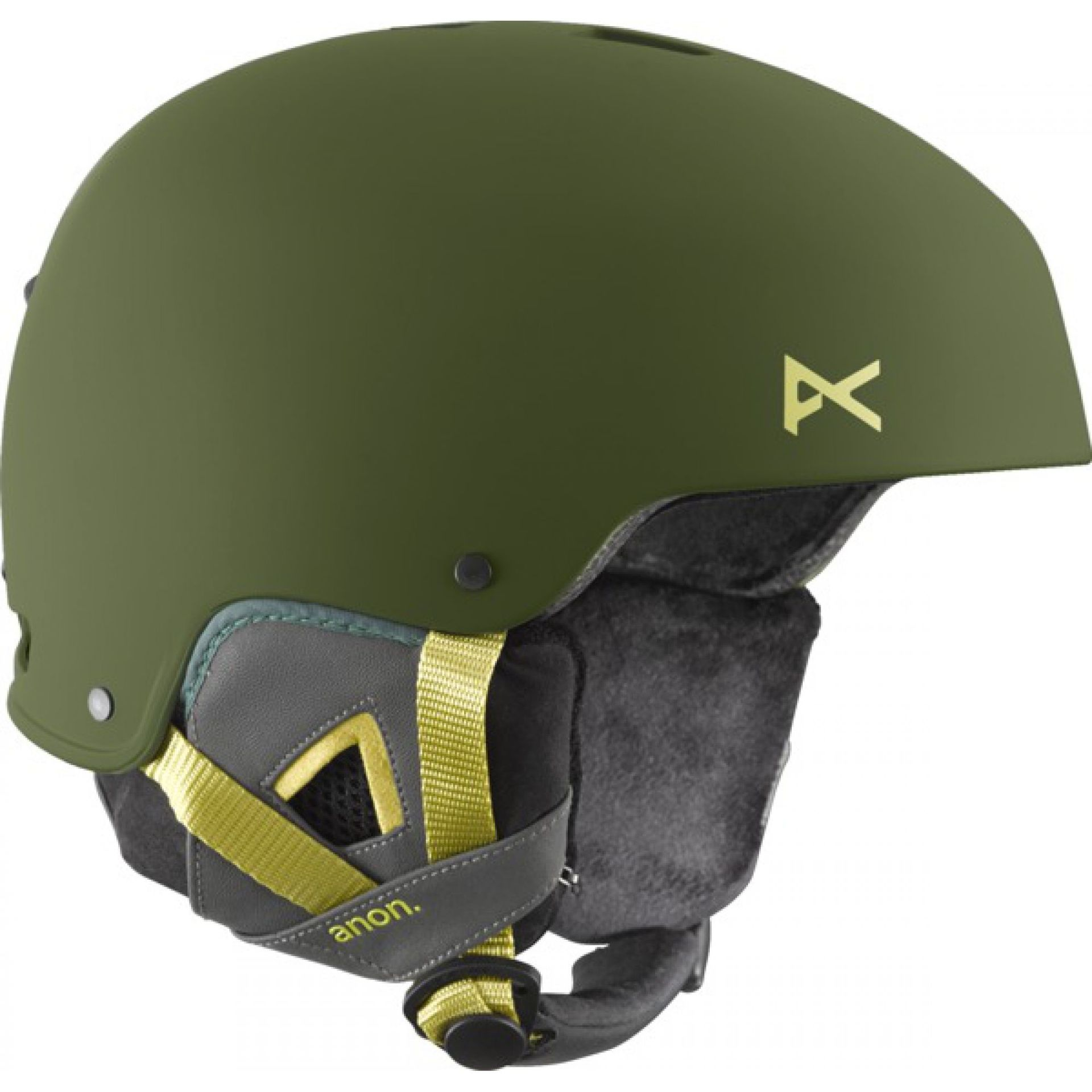 KASK ANON STRIKER ZIELONY