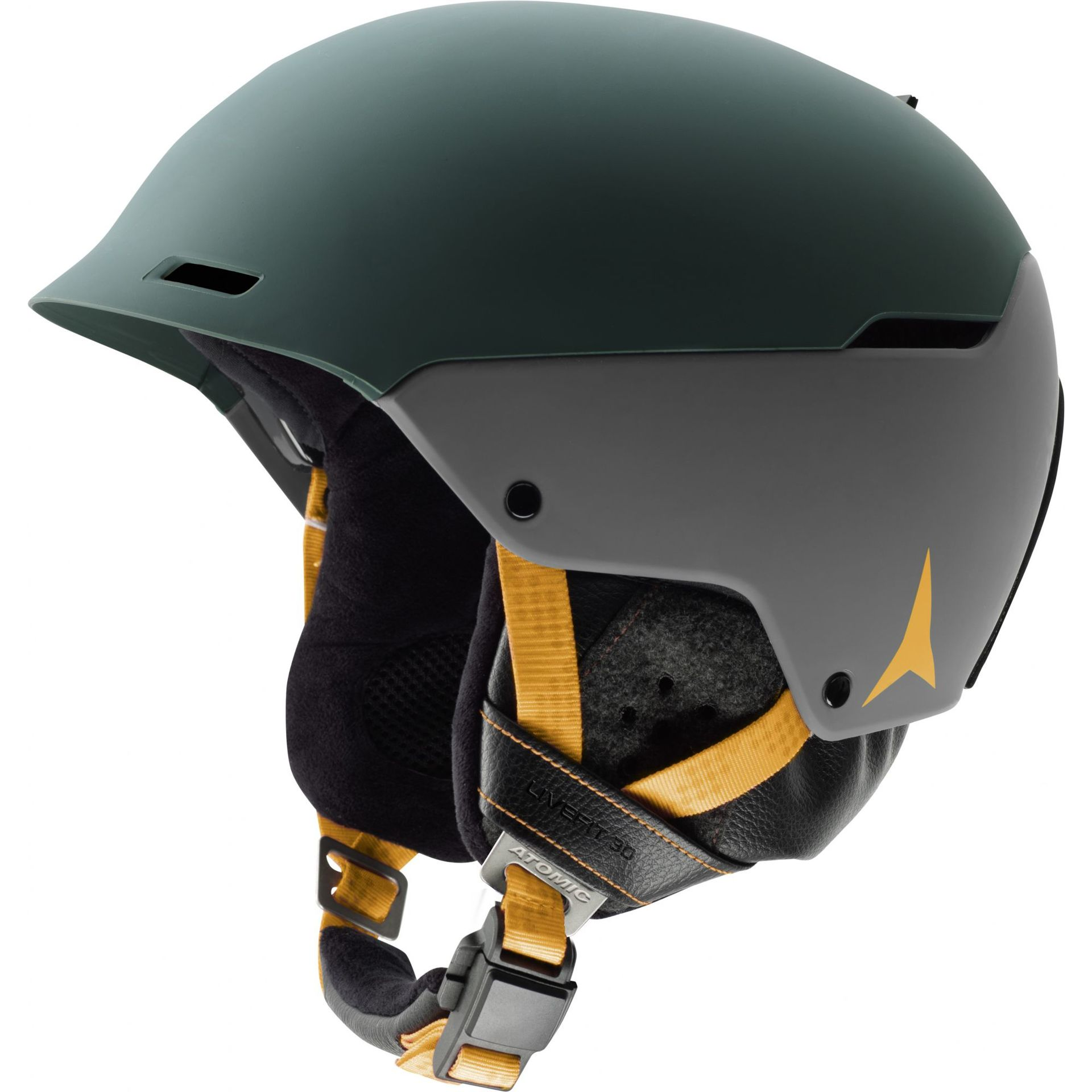 KASK ATOMIC AUTOMATIC LF 3D GREEN GR