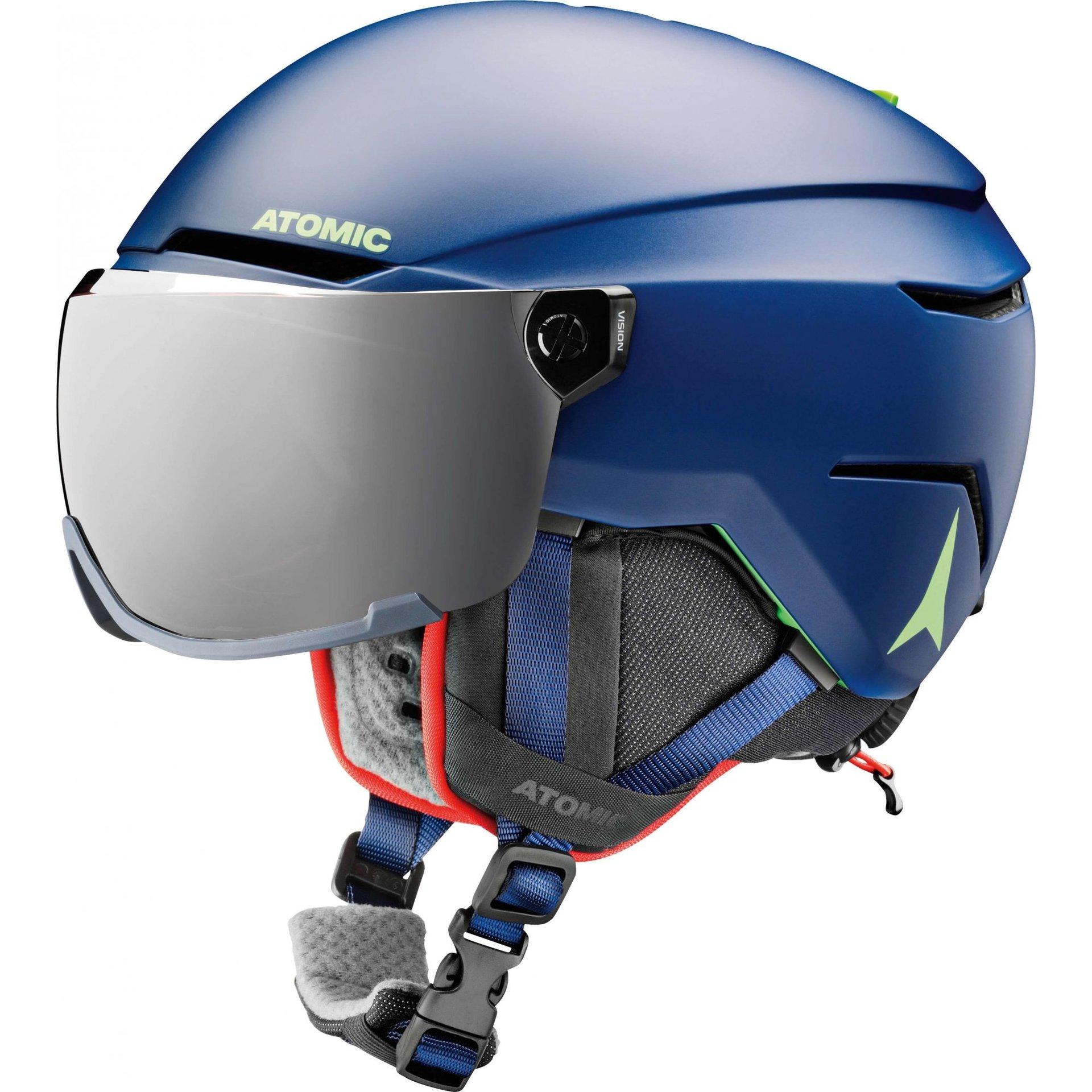 KASK ATOMIC SAVOR VISOR JR BLUE AN5005724 1