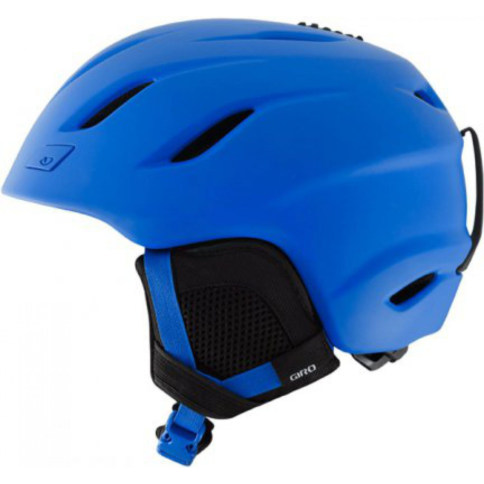 KASK GIRO NINE MATTE BLUE
