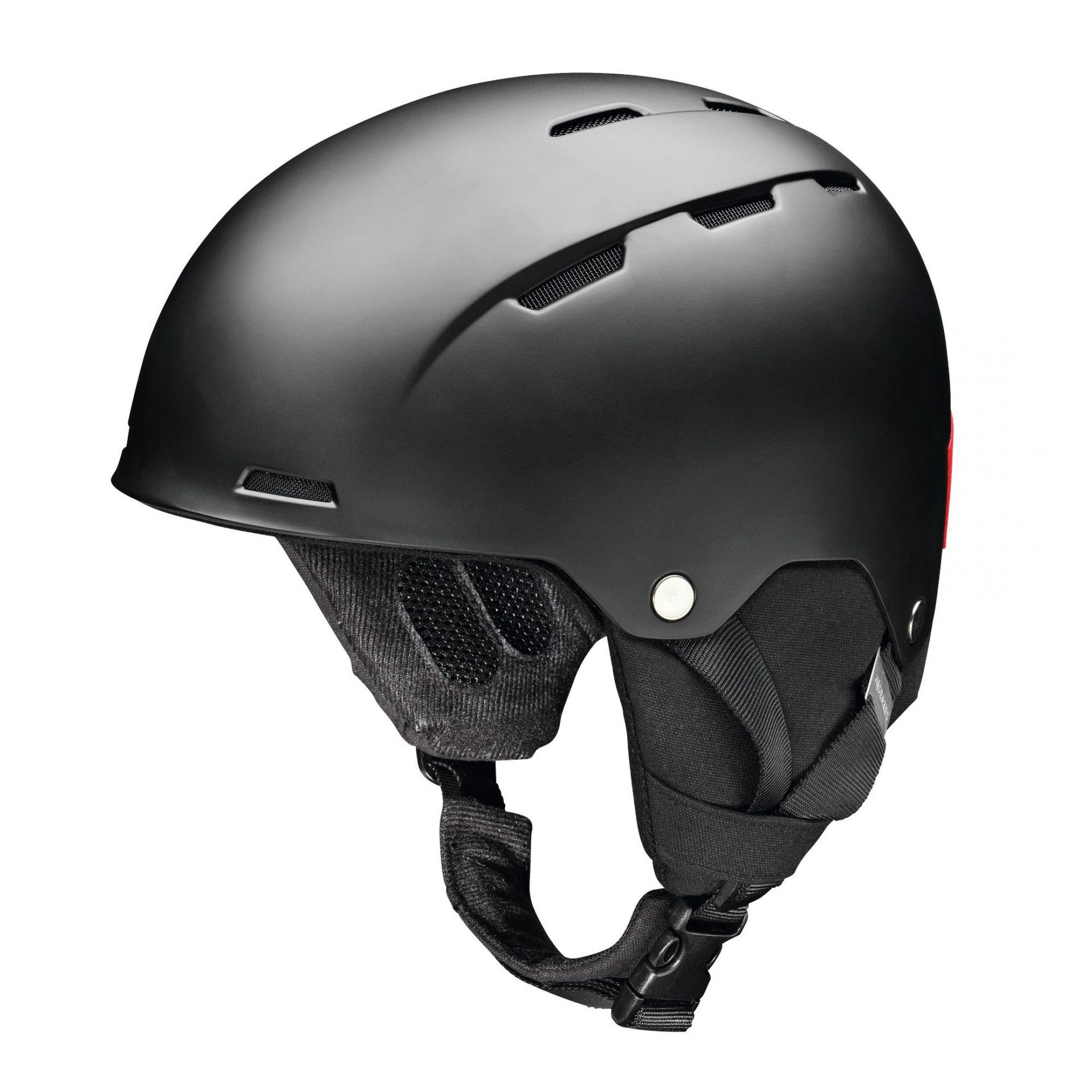 KASK HEAD AGENT BLACK RED 0