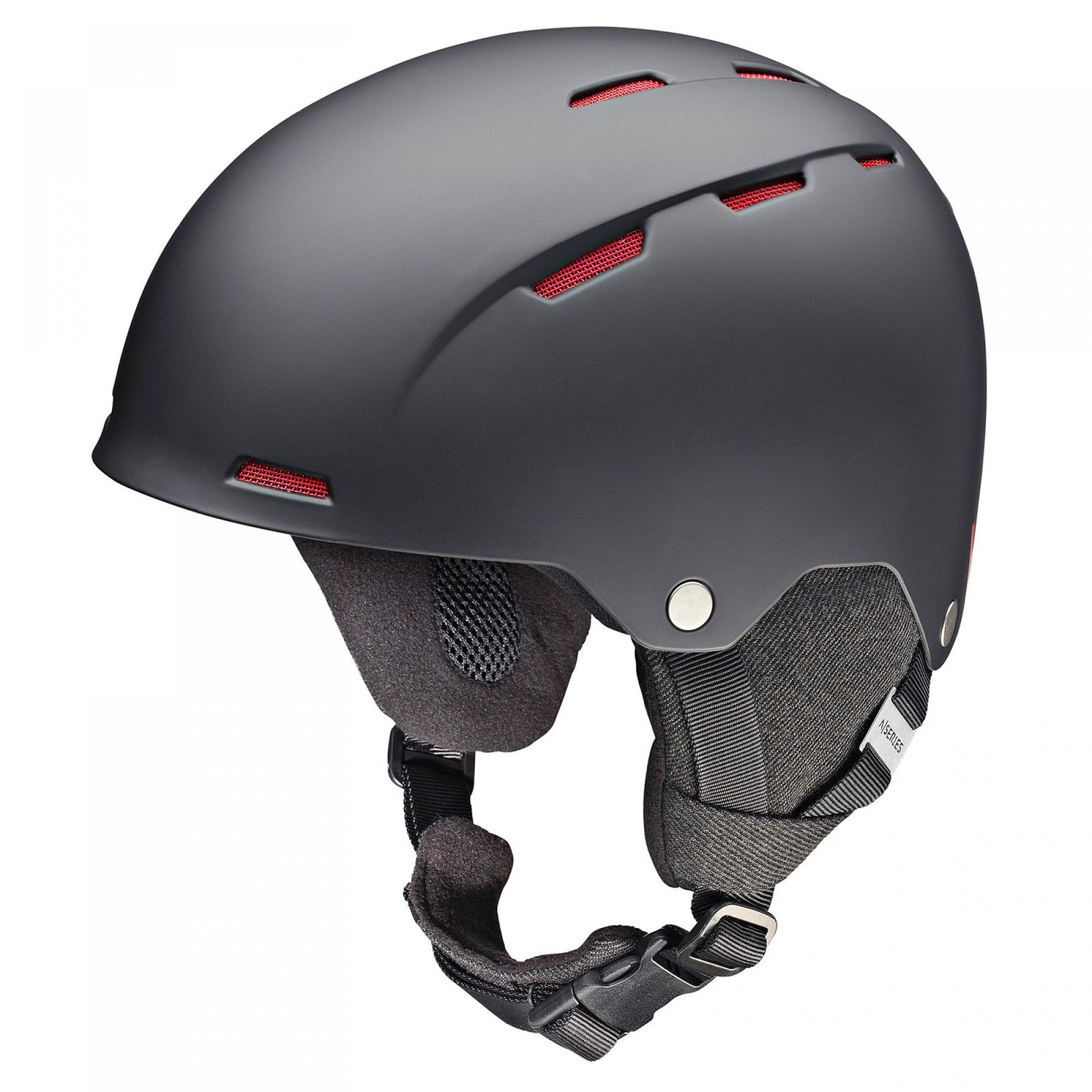 KASK HEAD ARISE BLACK