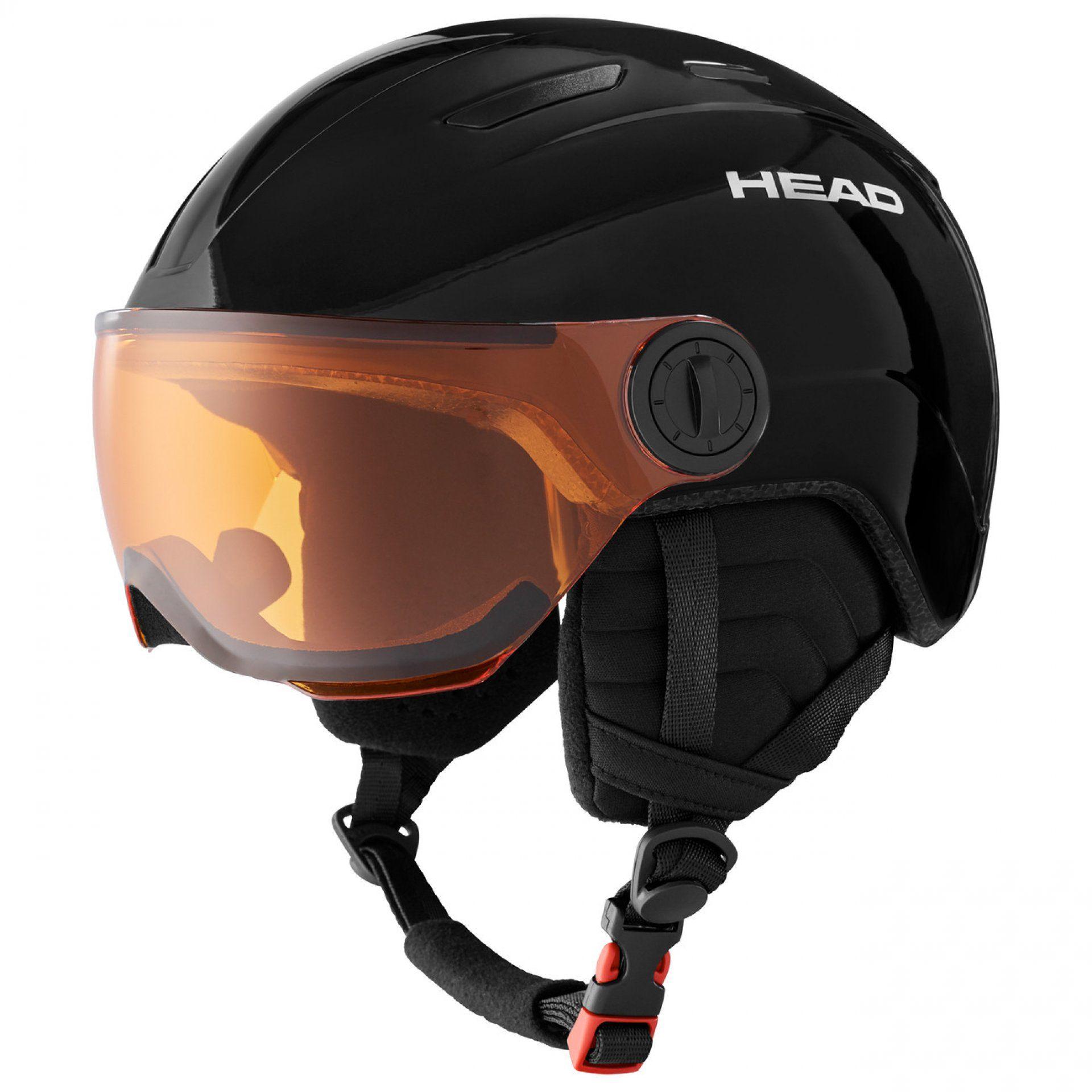 KASK HEAD MOJO VISOR 328140 BLACK