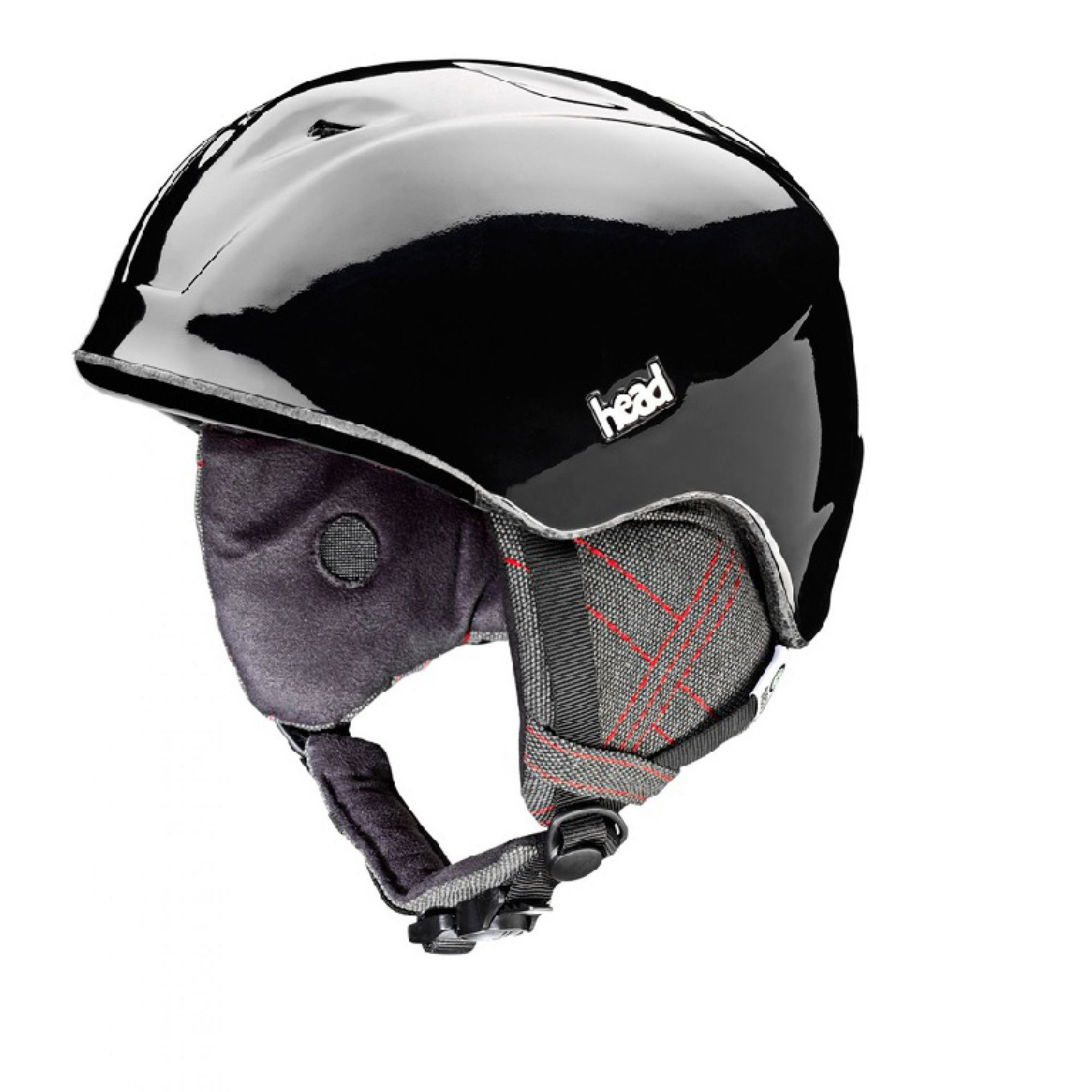KASK HEAD REBEL AUDIO CZARNY