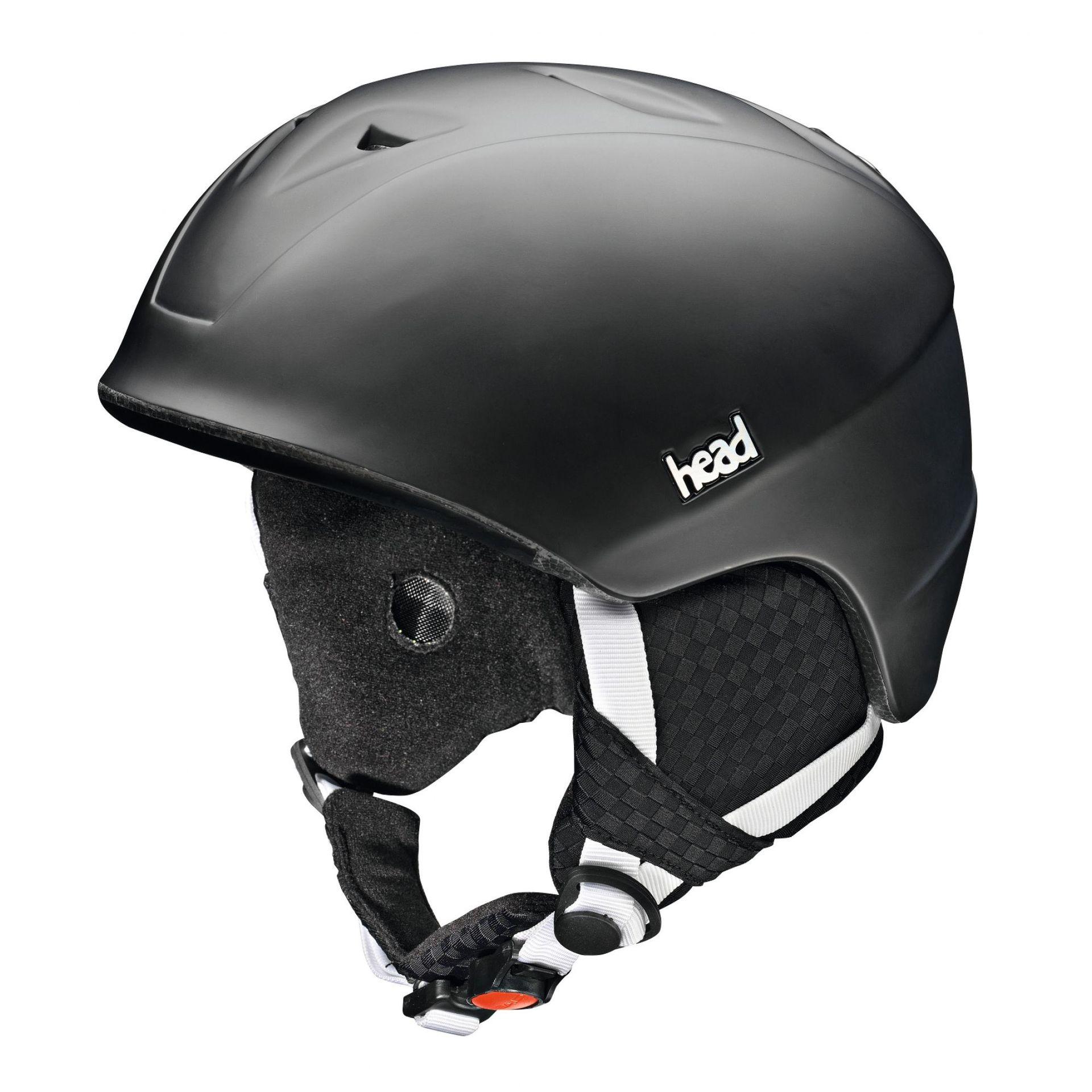 KASK HEAD REBEL BLACK 0