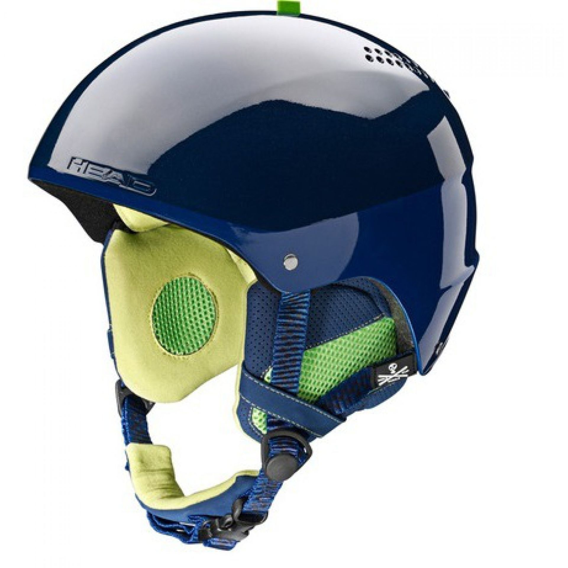 Kask Head Stivot Air Denim pow