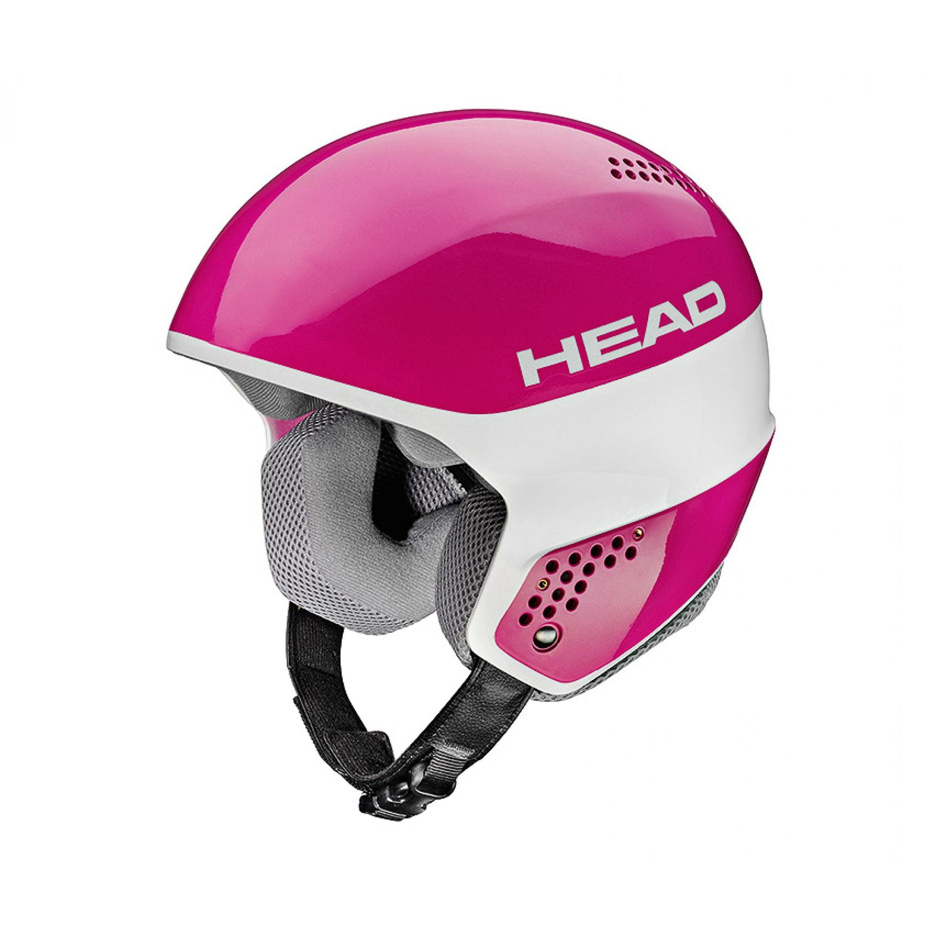 KASK HEAD STIVOT RACE CARBON PINK