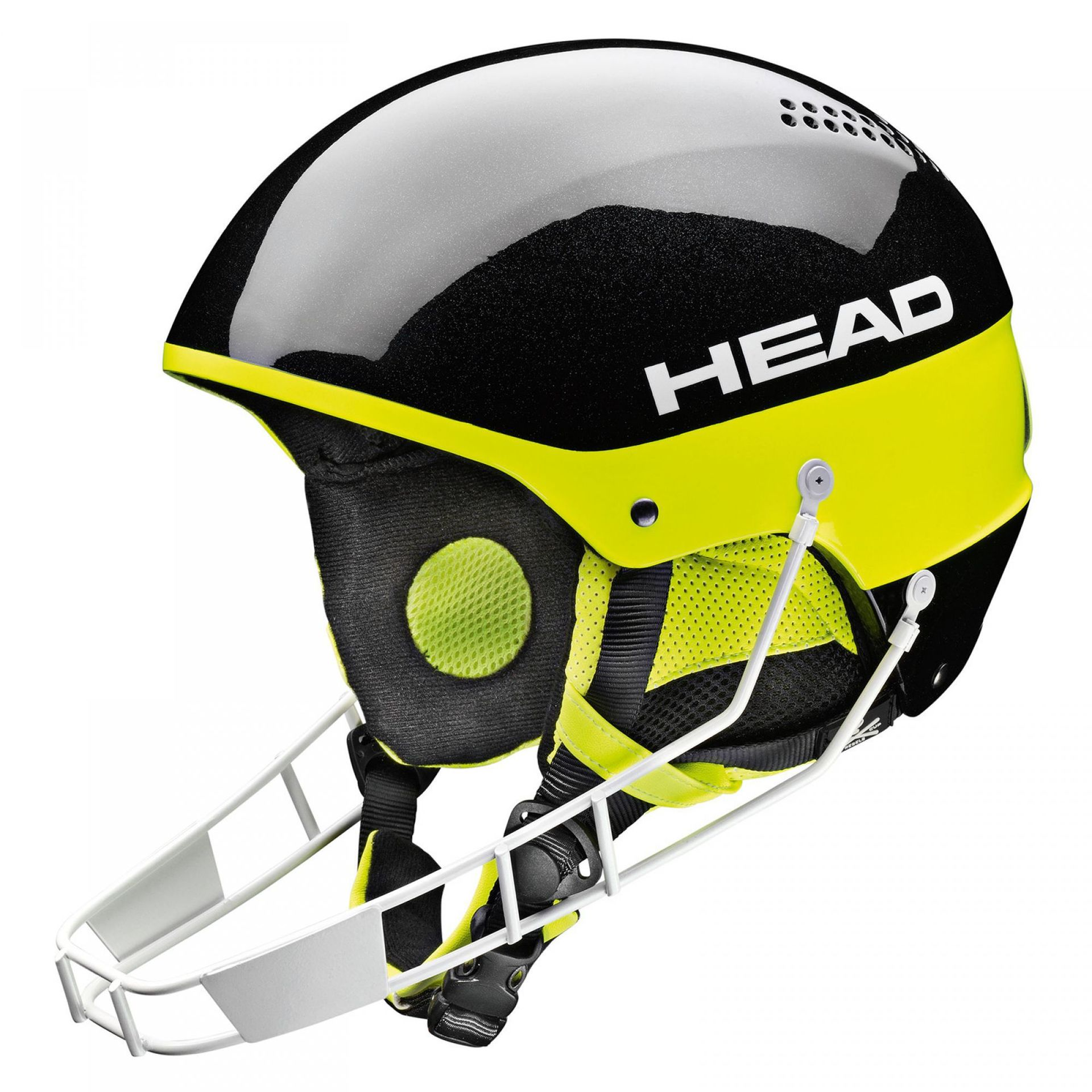 KASK HEAD STIVOT SL CHINGUARD BLACK 1