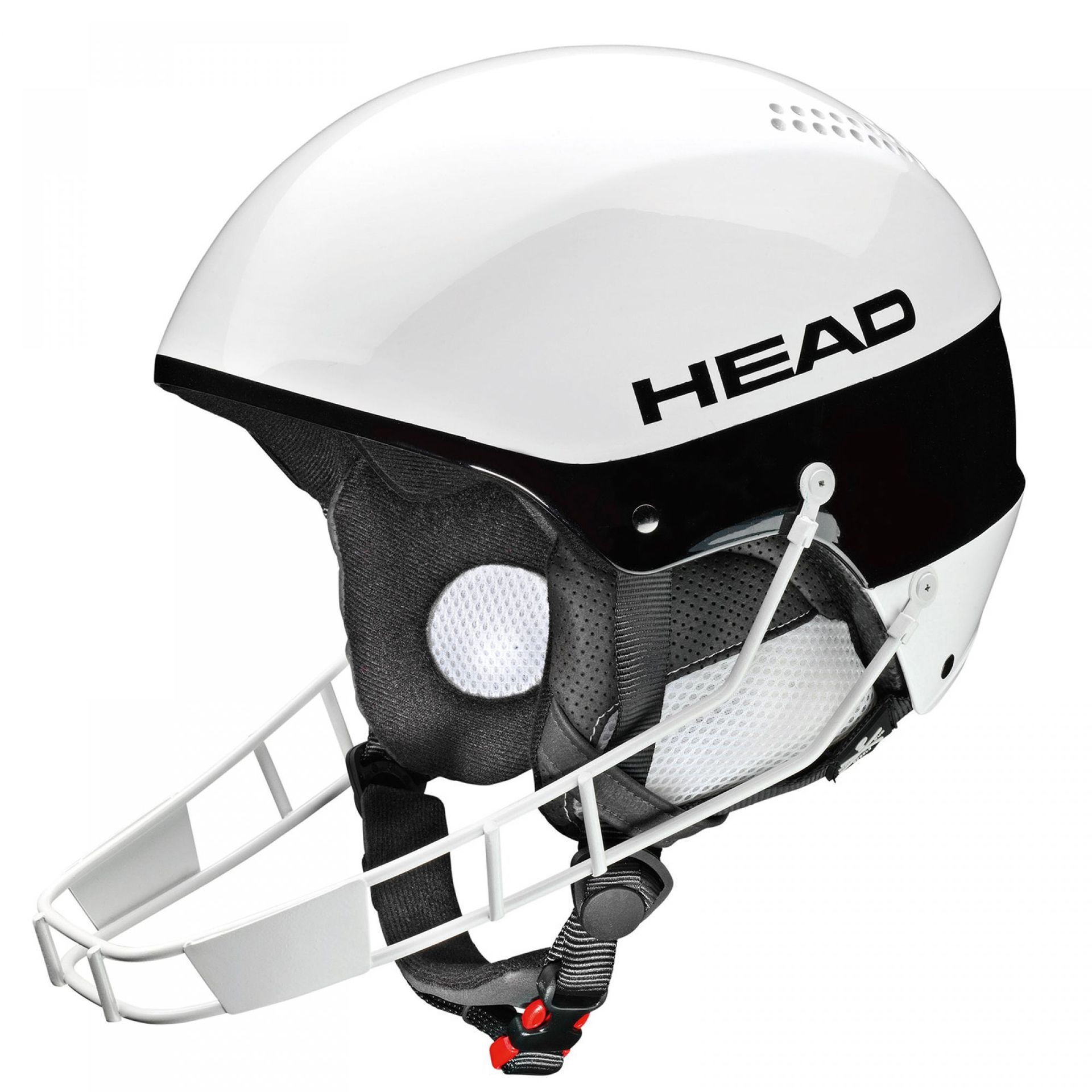 KASK HEAD #STIVOT SL CHINGUARD WHITE BLACK