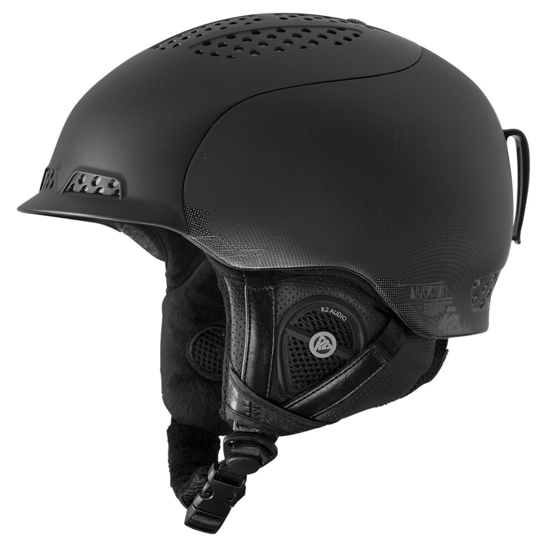 KASK K2 DIVERSION BLACK