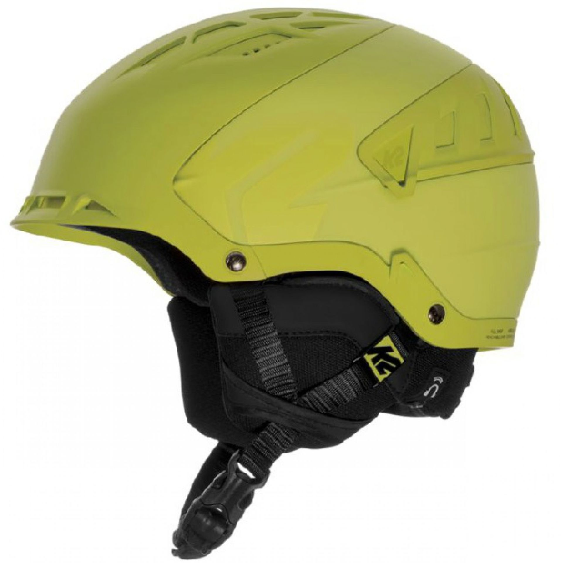 KASK K2  DIVERSION ELECTRIC LIME