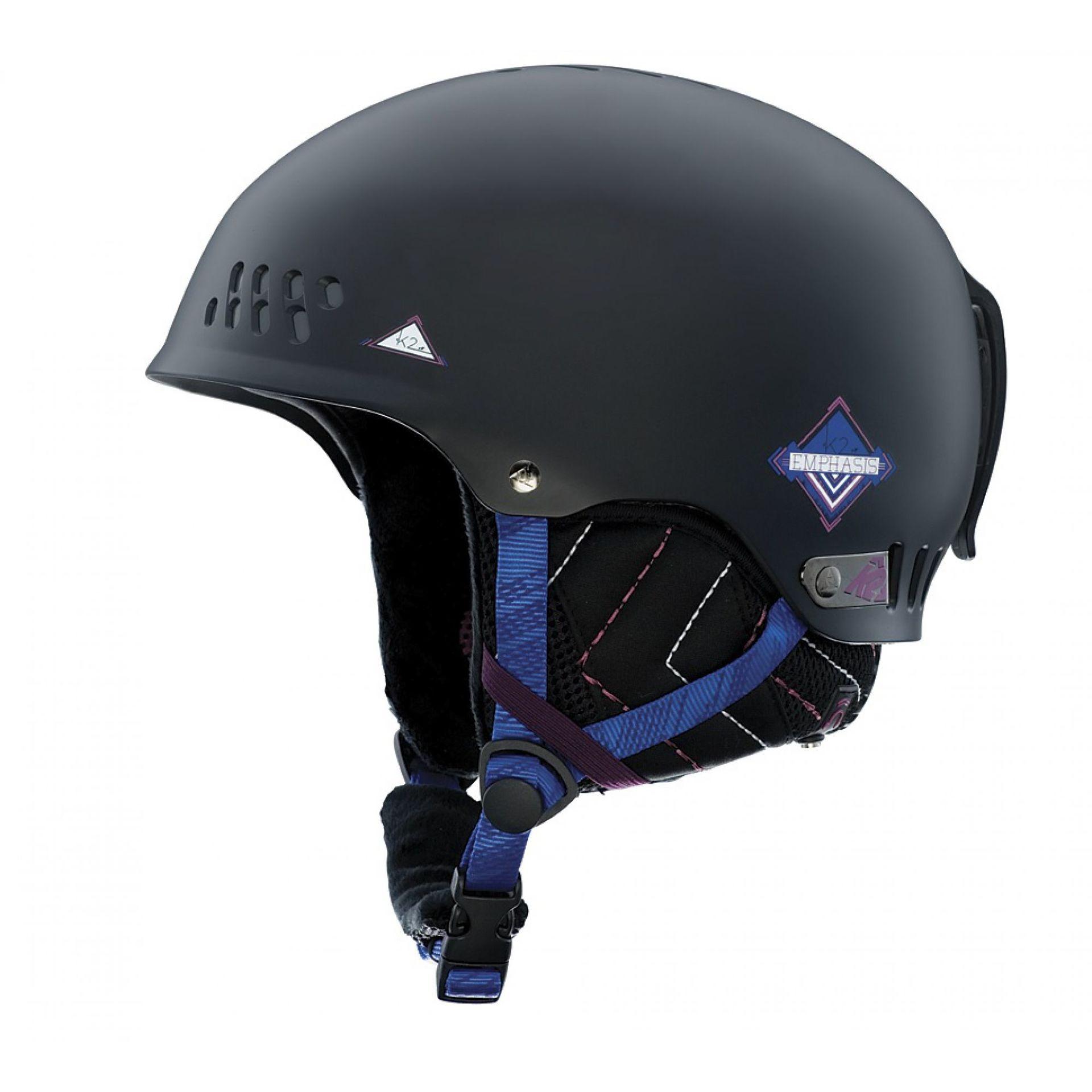 KASK K2 EMPHASIS BLACK
