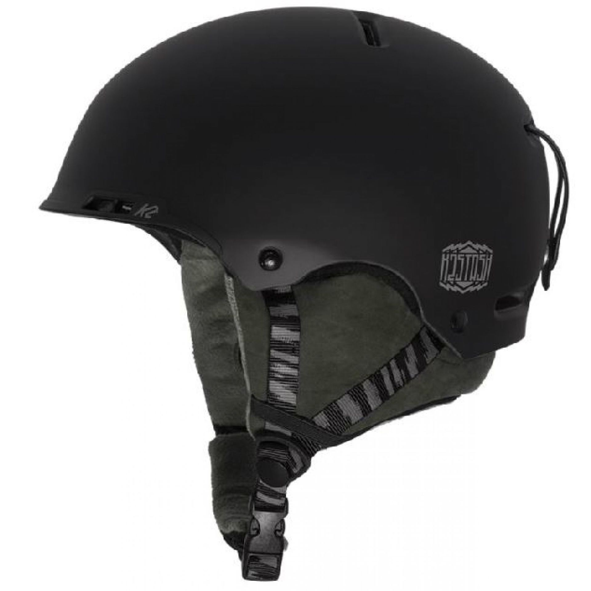 KASK K2 STASH BLACK