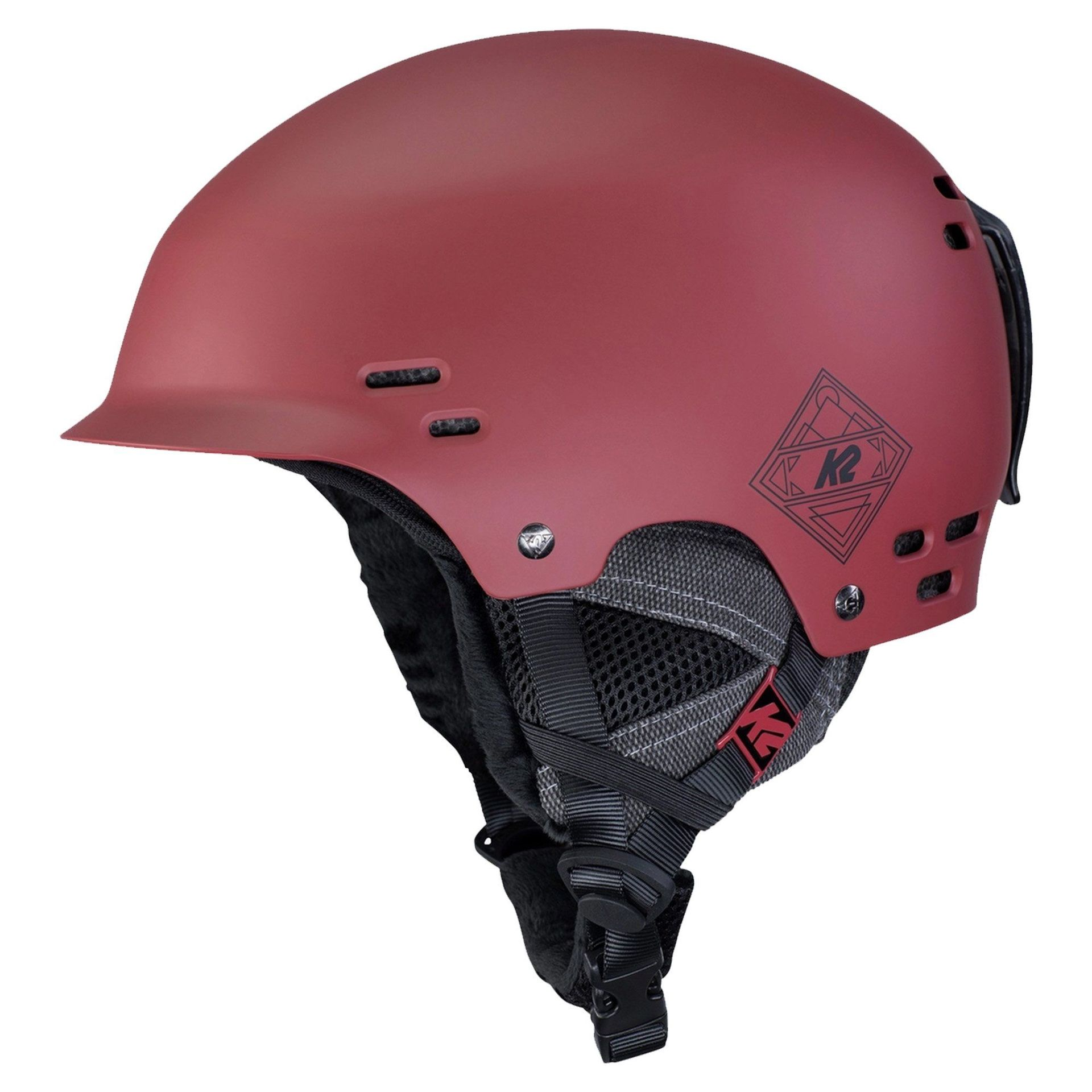 KASK K2 THRIVE 10D4004-42 DEEP RED