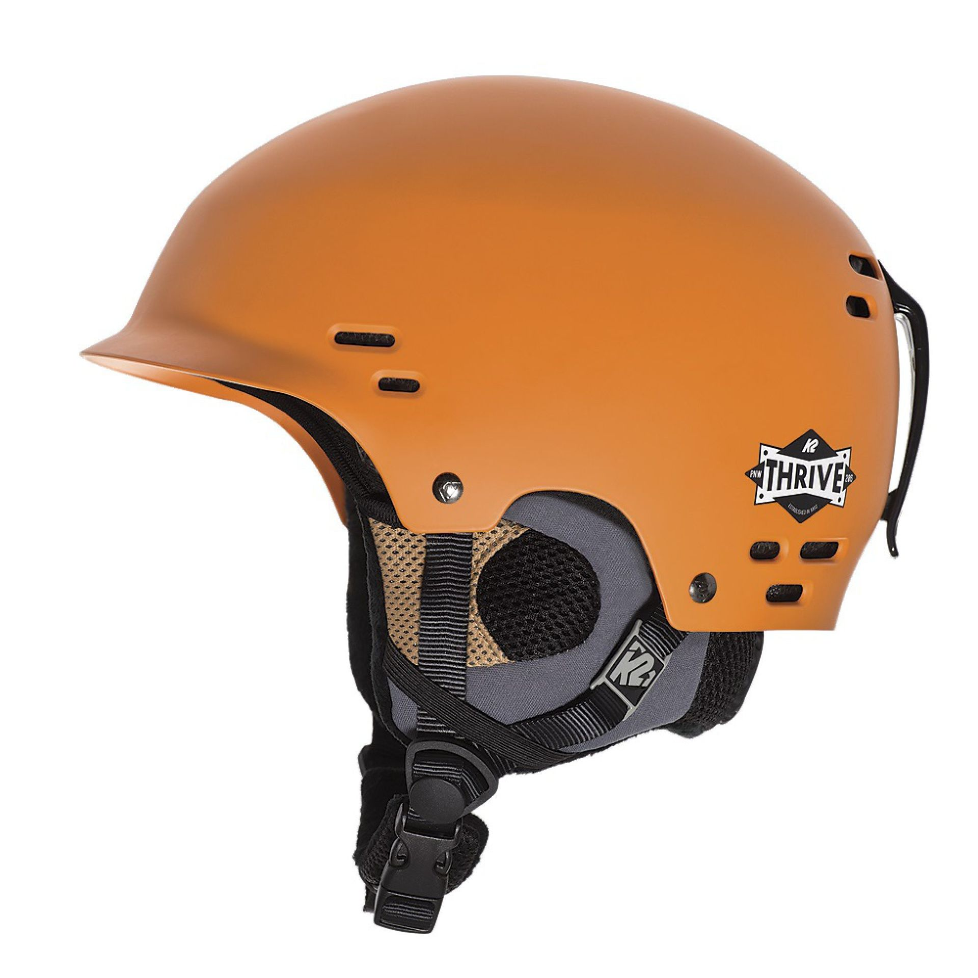 KASK K2 THRIVE RUST ORANGE
