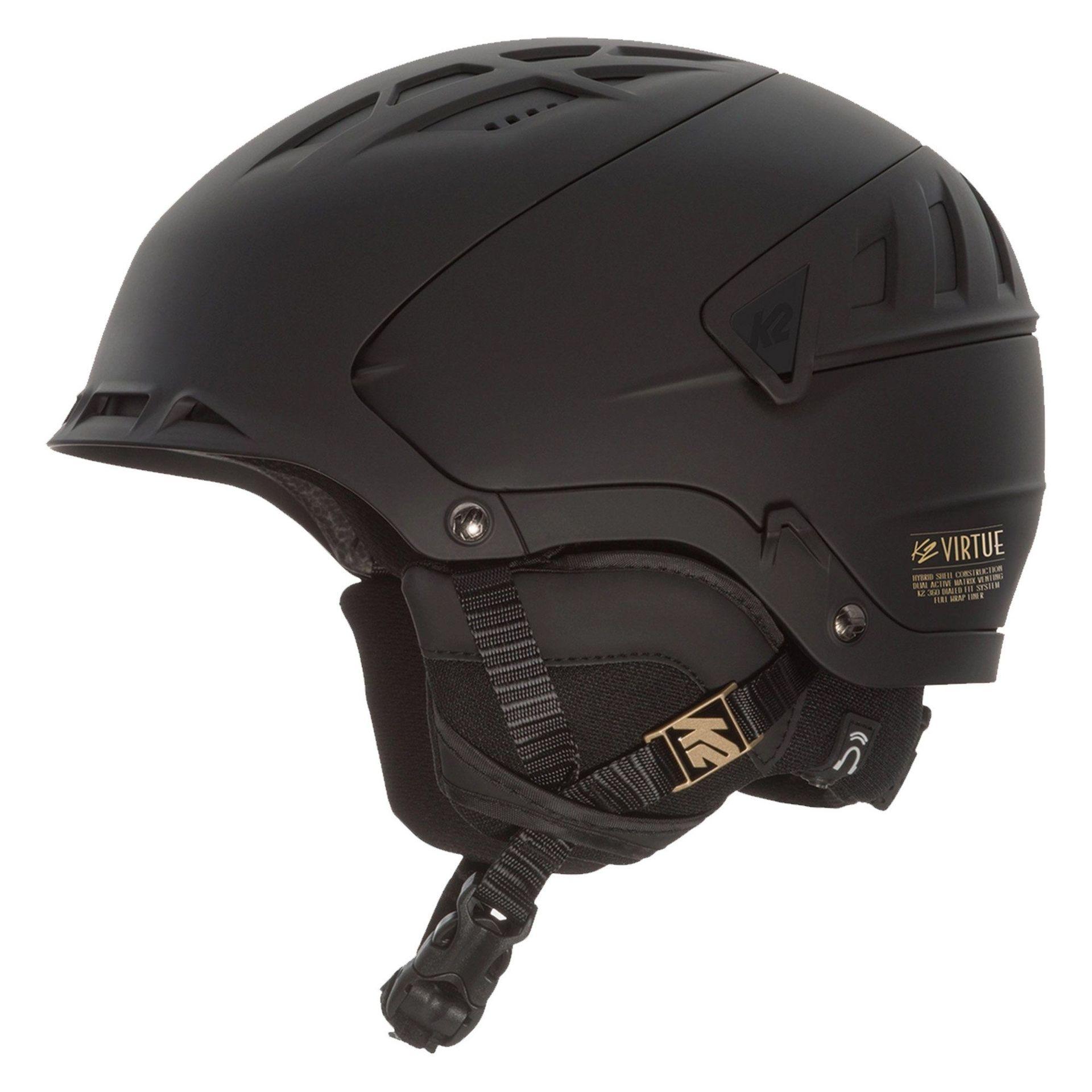KASK K2 VIRTUE 10A4001-11 BLACK