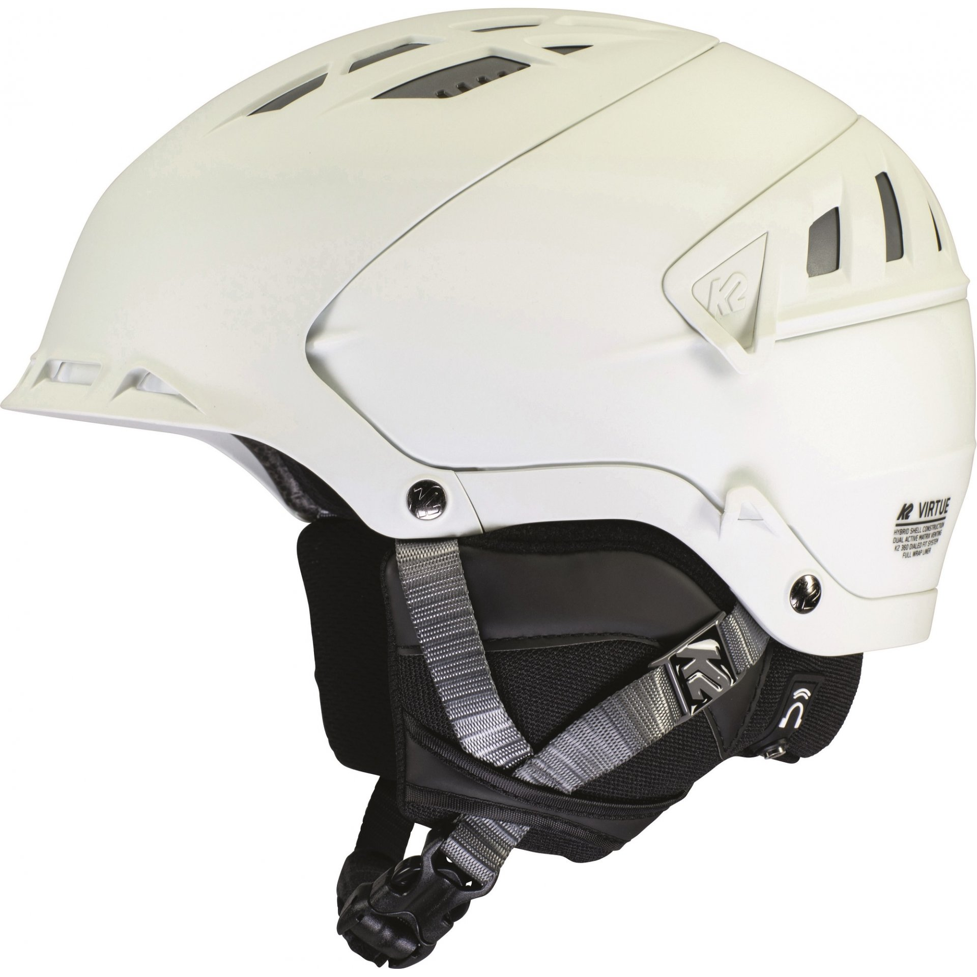 KASK K2 VIRTUE 10E4002|12 PEARL WHITE