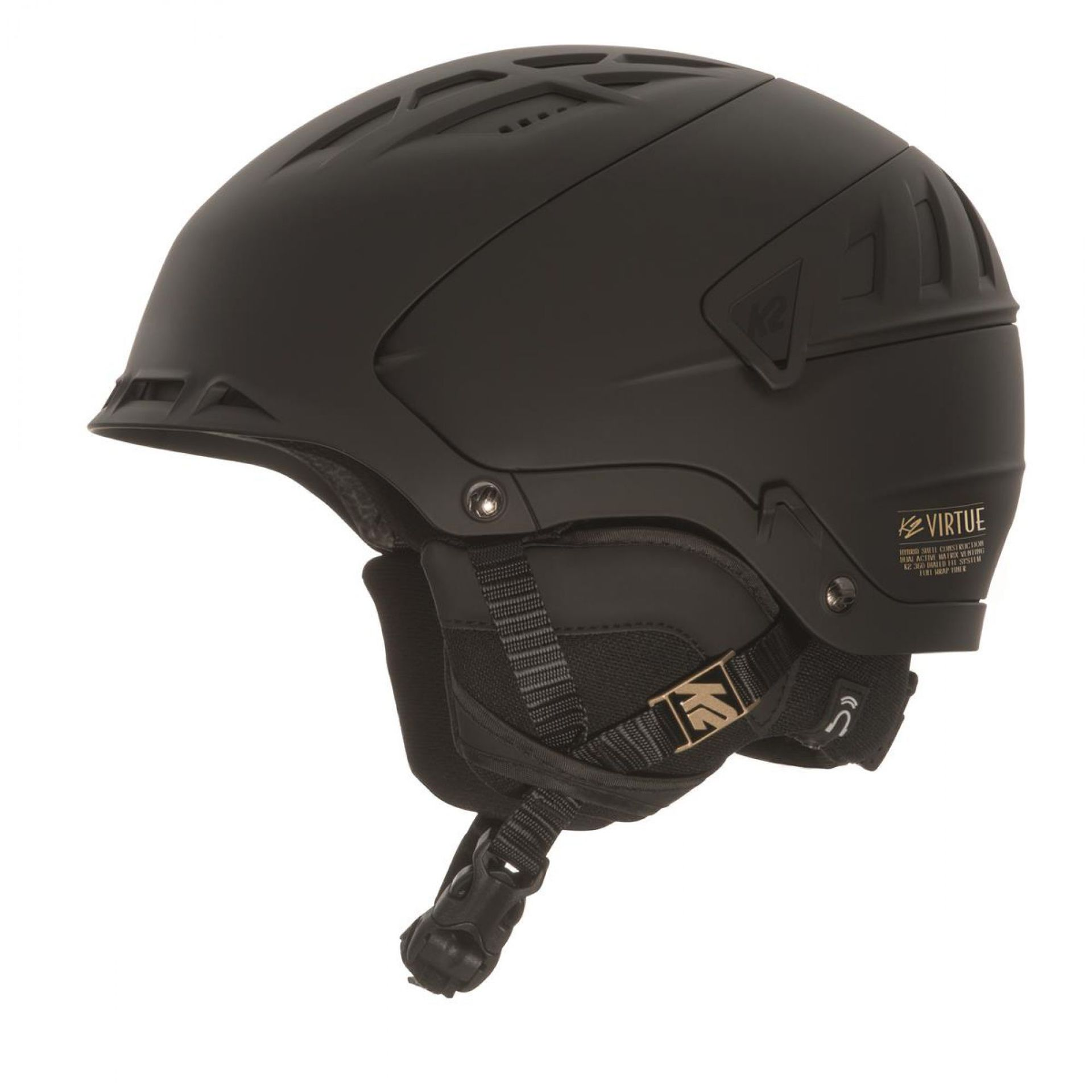 KASK K2 VIRTUE BLACK
