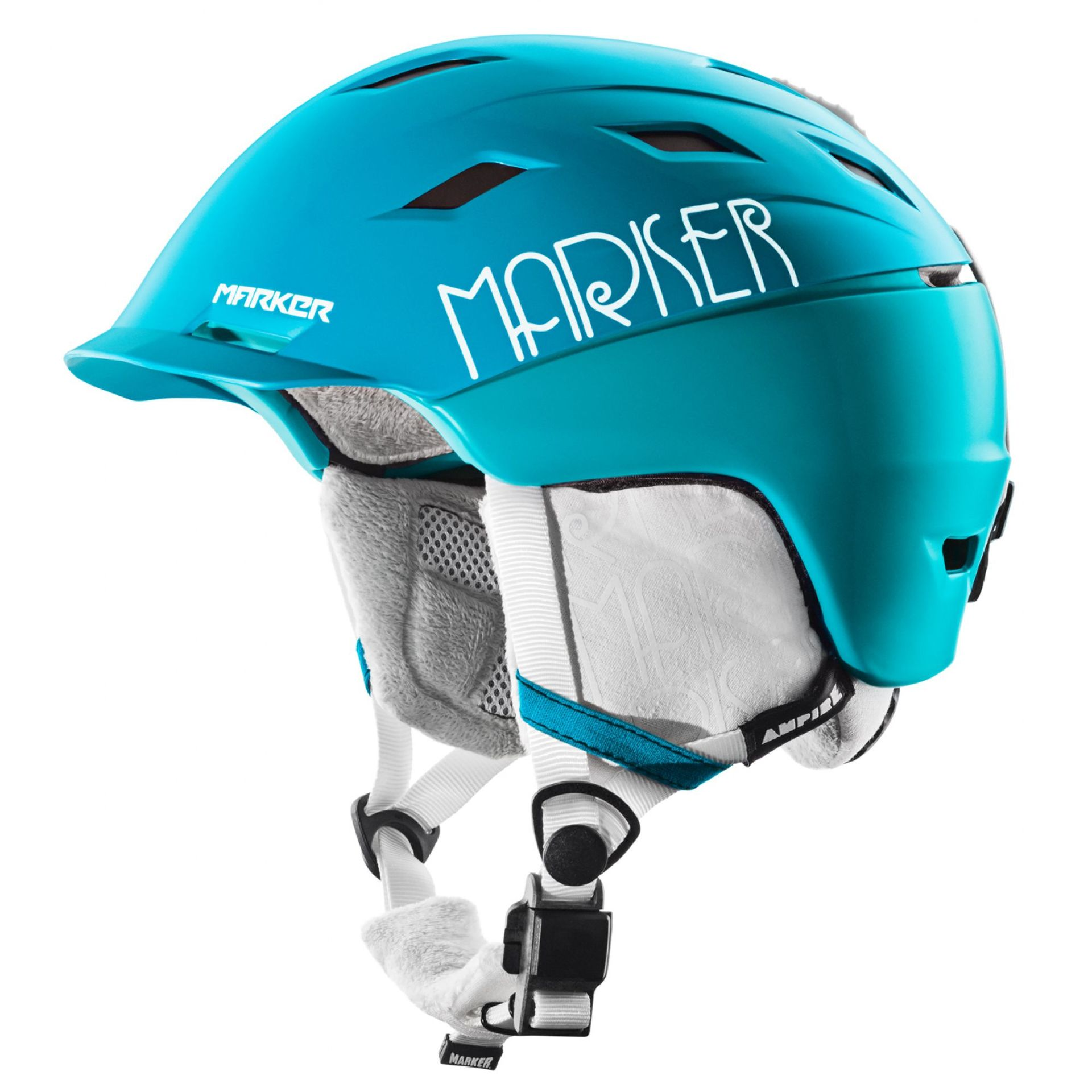 KASK MARKER AMPIRE WOMEN BLUE 1