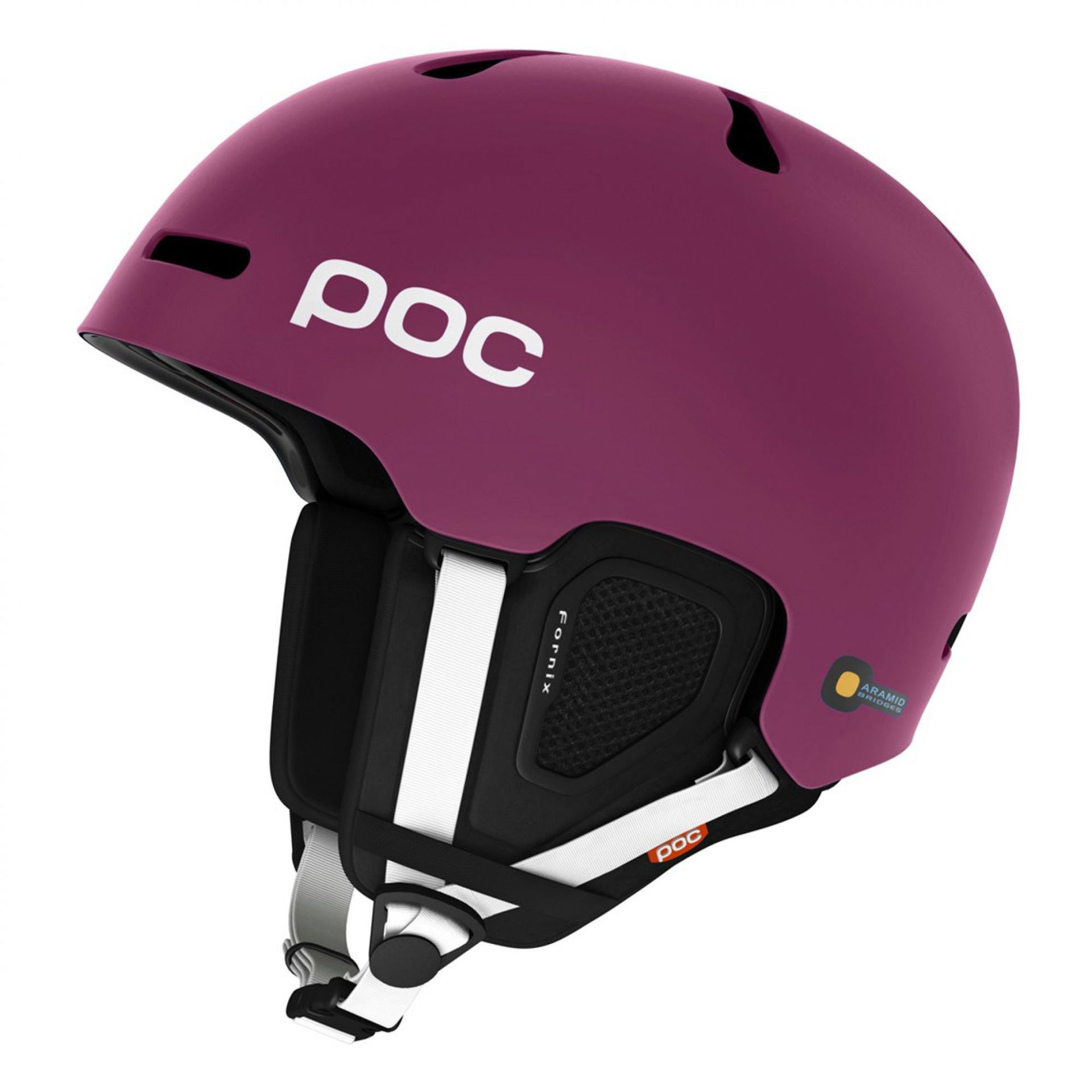 KASK POC FORNIX GRANATE RED