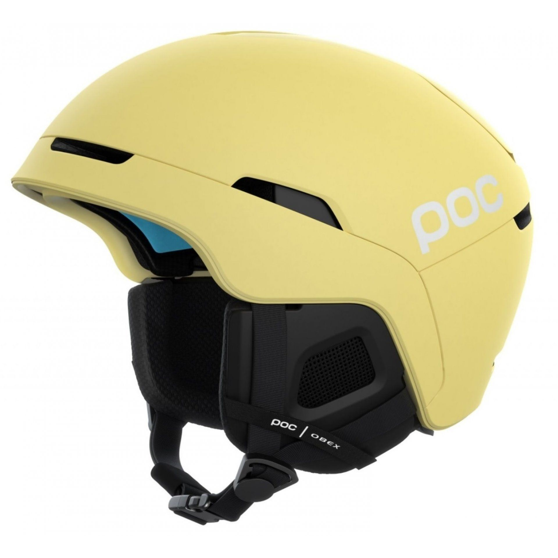 KASK POC OBEX SPIN 10103 1322 LIGHT SULFUR YELLOW