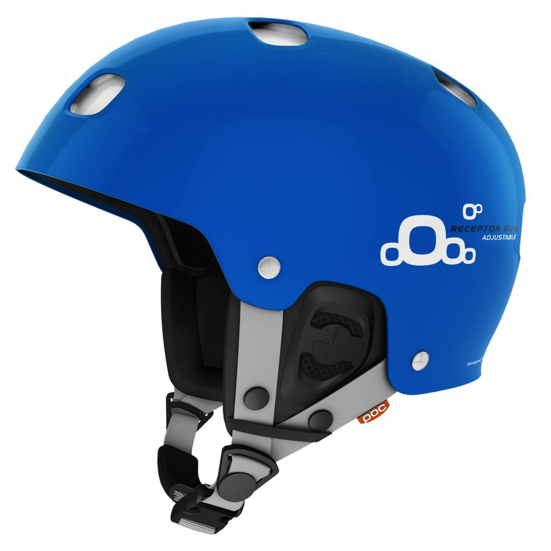 KASK POC RECEPTOR BUG ADJUSTABLE 2.0 KRYPTON BLUE