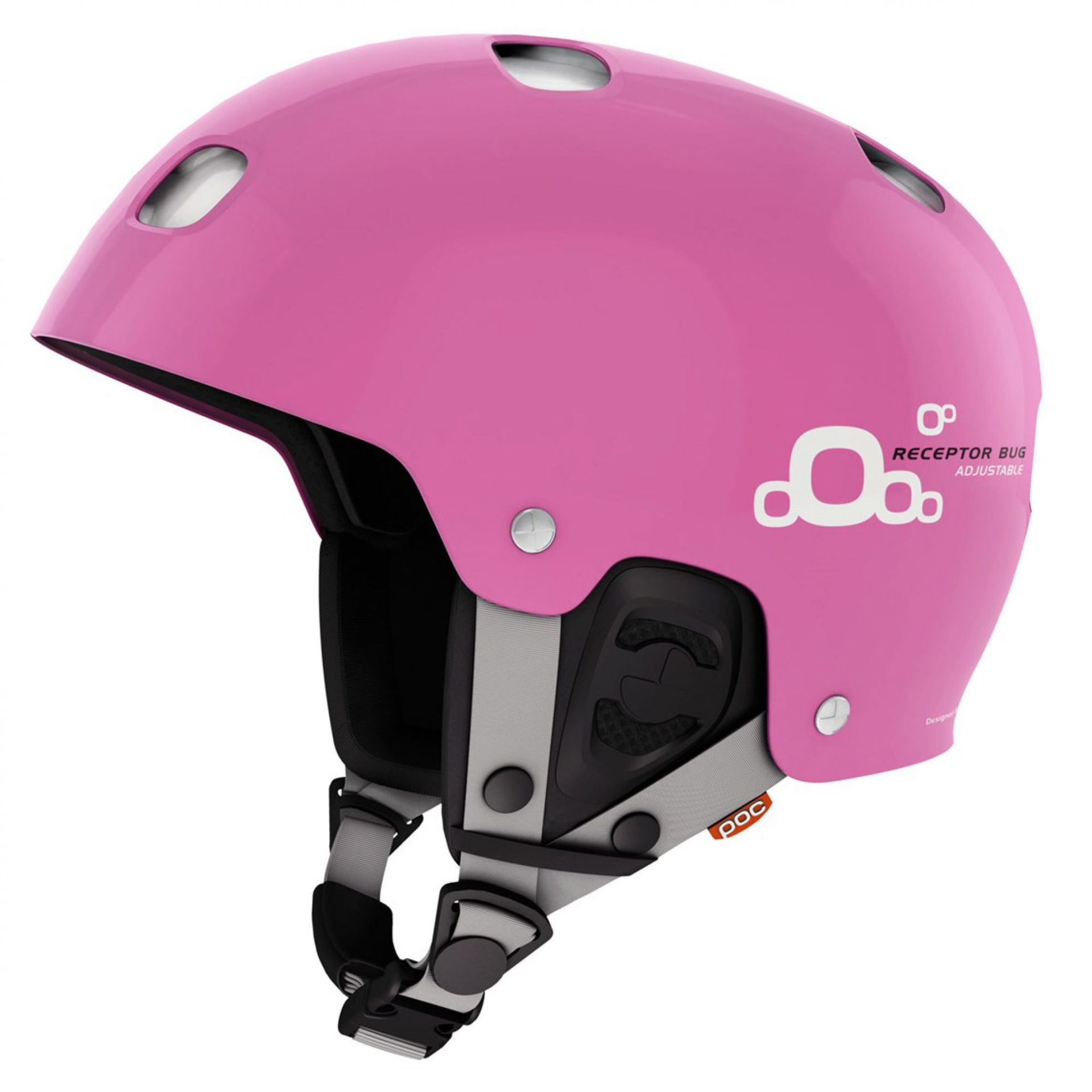 KASK POC RECEPTOR BUG ADJUSTABLE 2.0 PINK