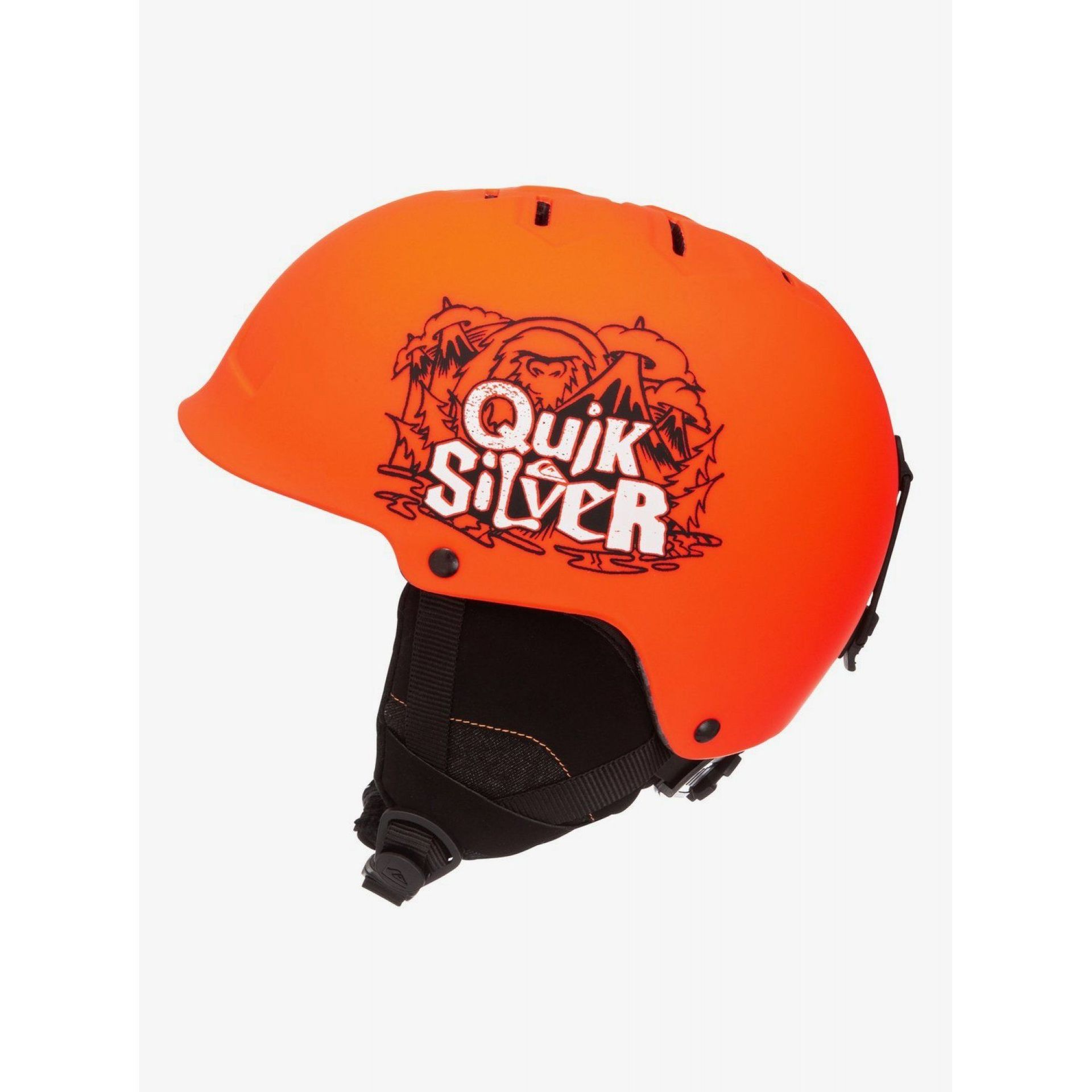 KASK QUIKSILVER EMPIRE EQBTL03013-NHP0 NEON ORANGE 2