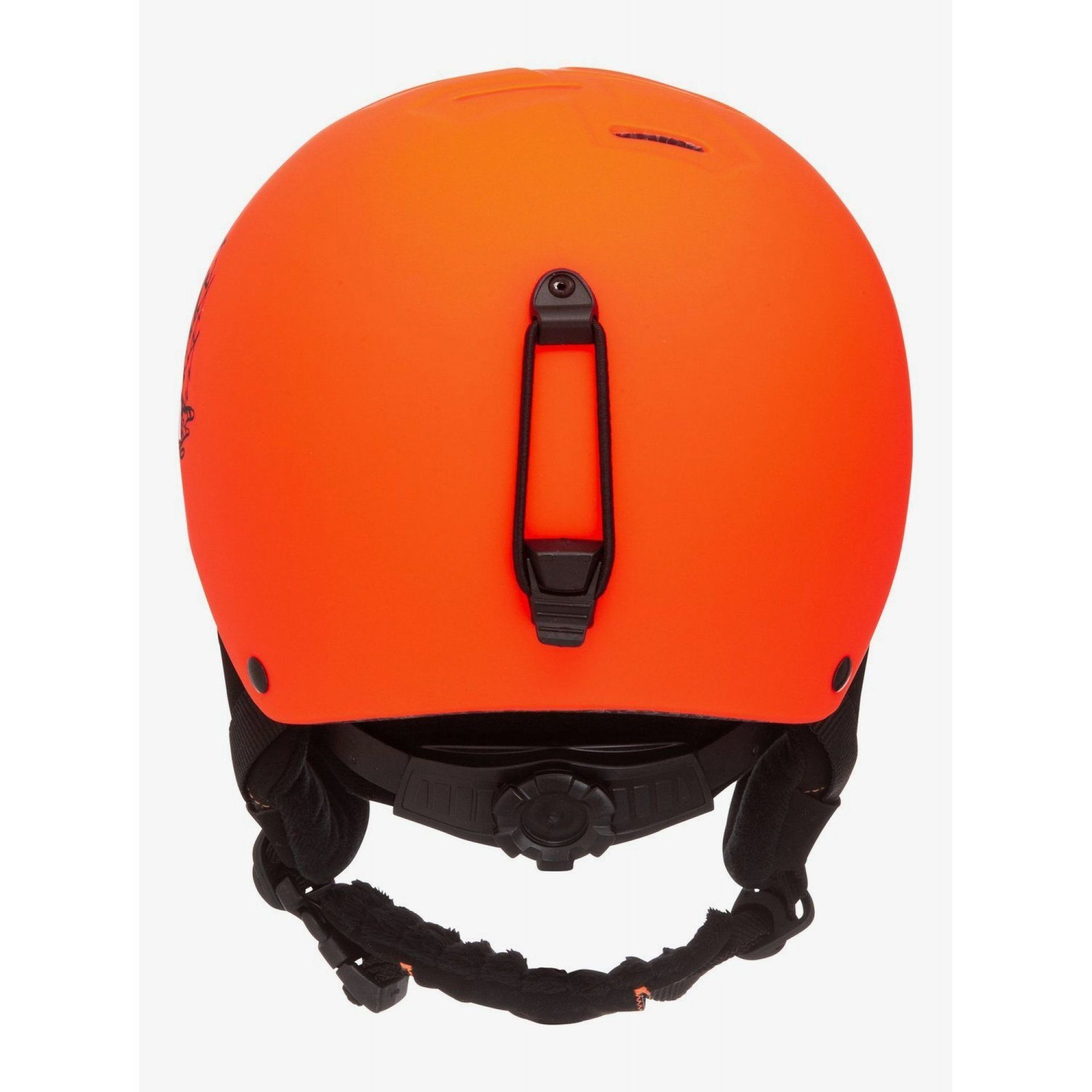 KASK QUIKSILVER EMPIRE EQBTL03013-NHP0 NEON ORANGE 4
