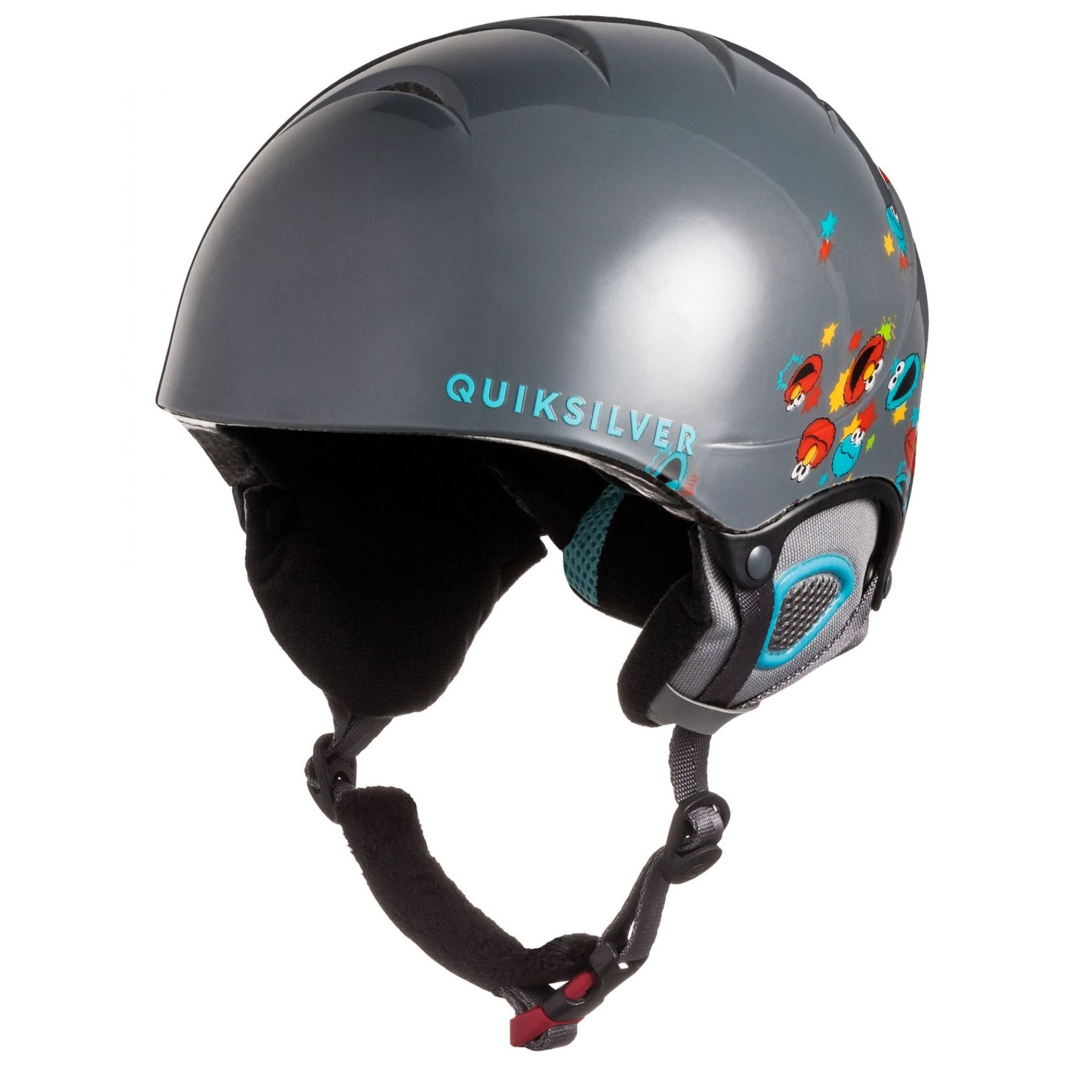 KASK QUIKSILVER THE GAME GLQ9 SESAME STREET OSCAR