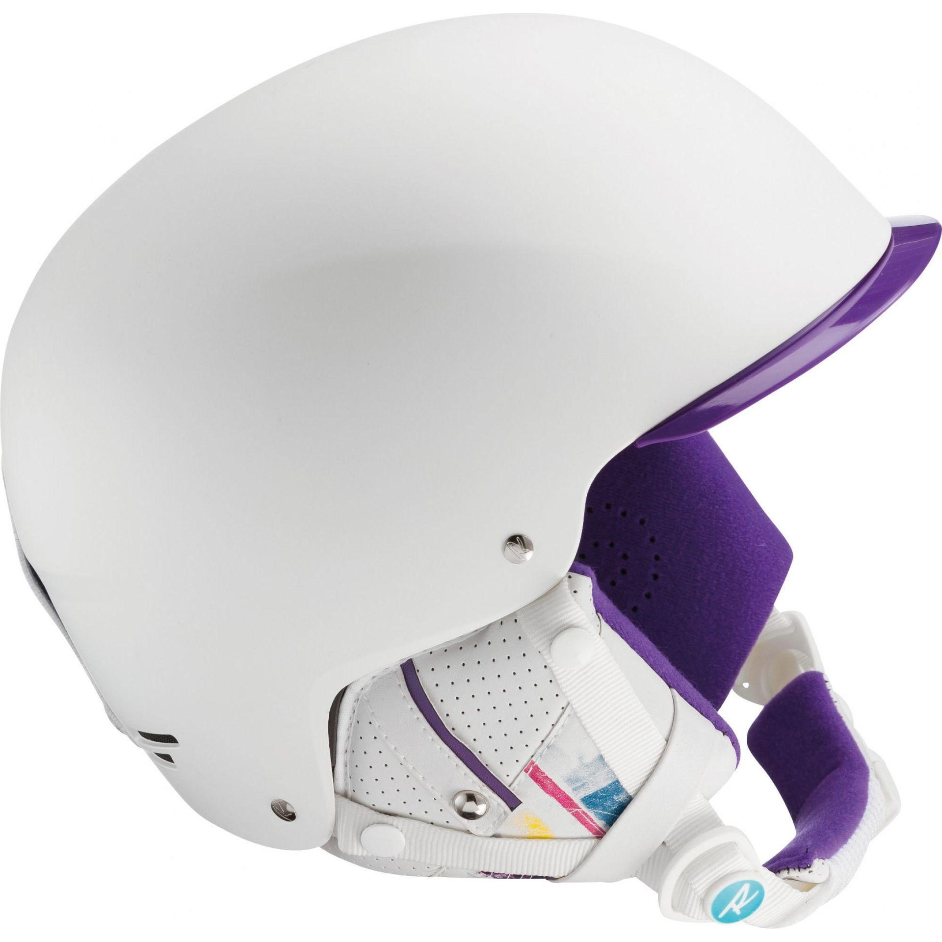 KASK ROSSIGNOL SPARK GIRLY WHITE