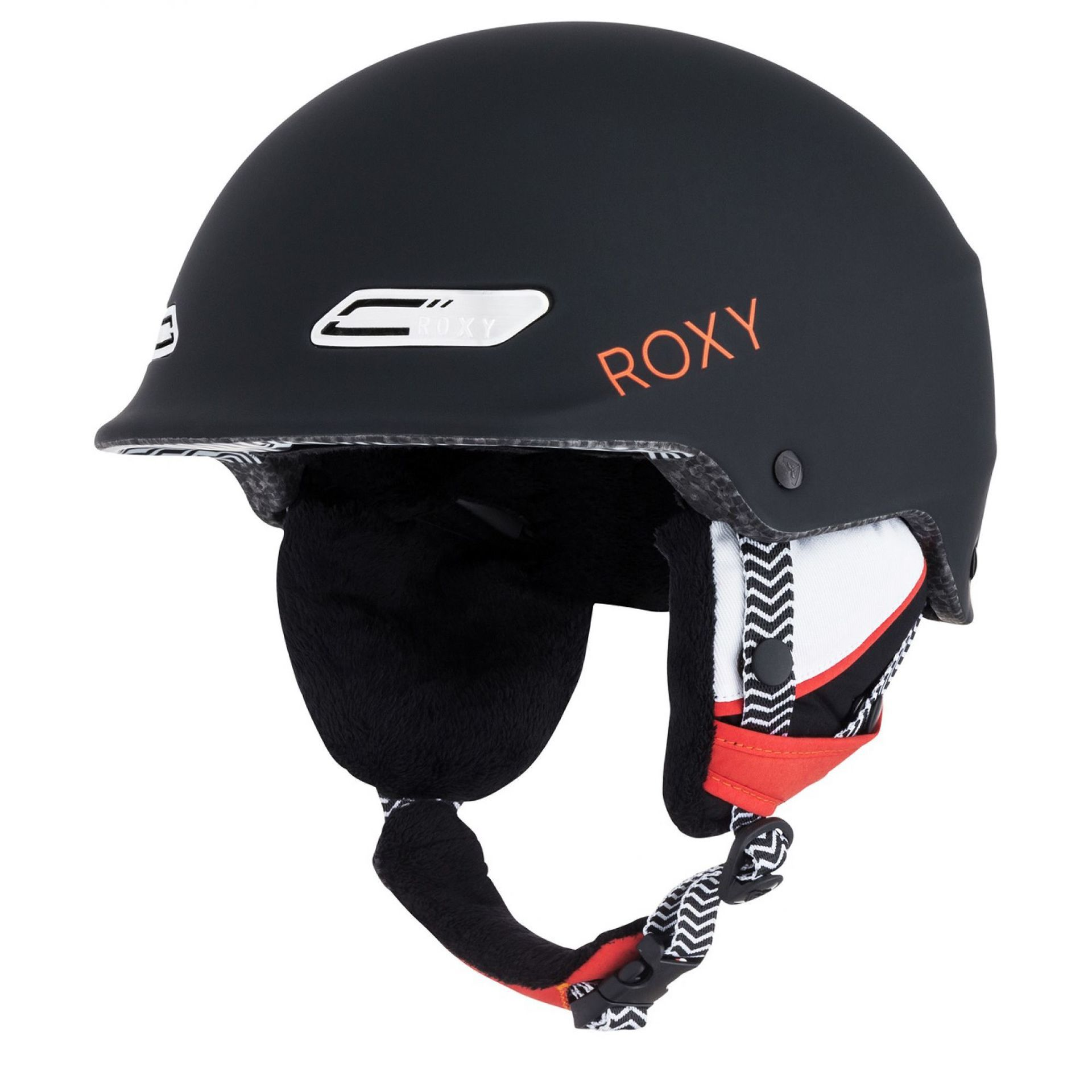 KASK ROXY POWER POWDER CZARNY