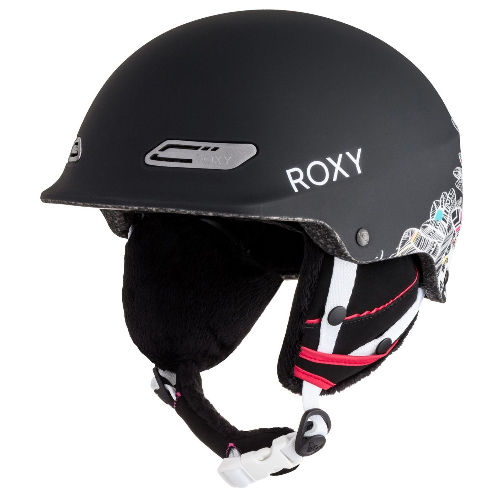 KASK ROXY POWER POWDER KVJ8 HA HUI TRUE BLACK