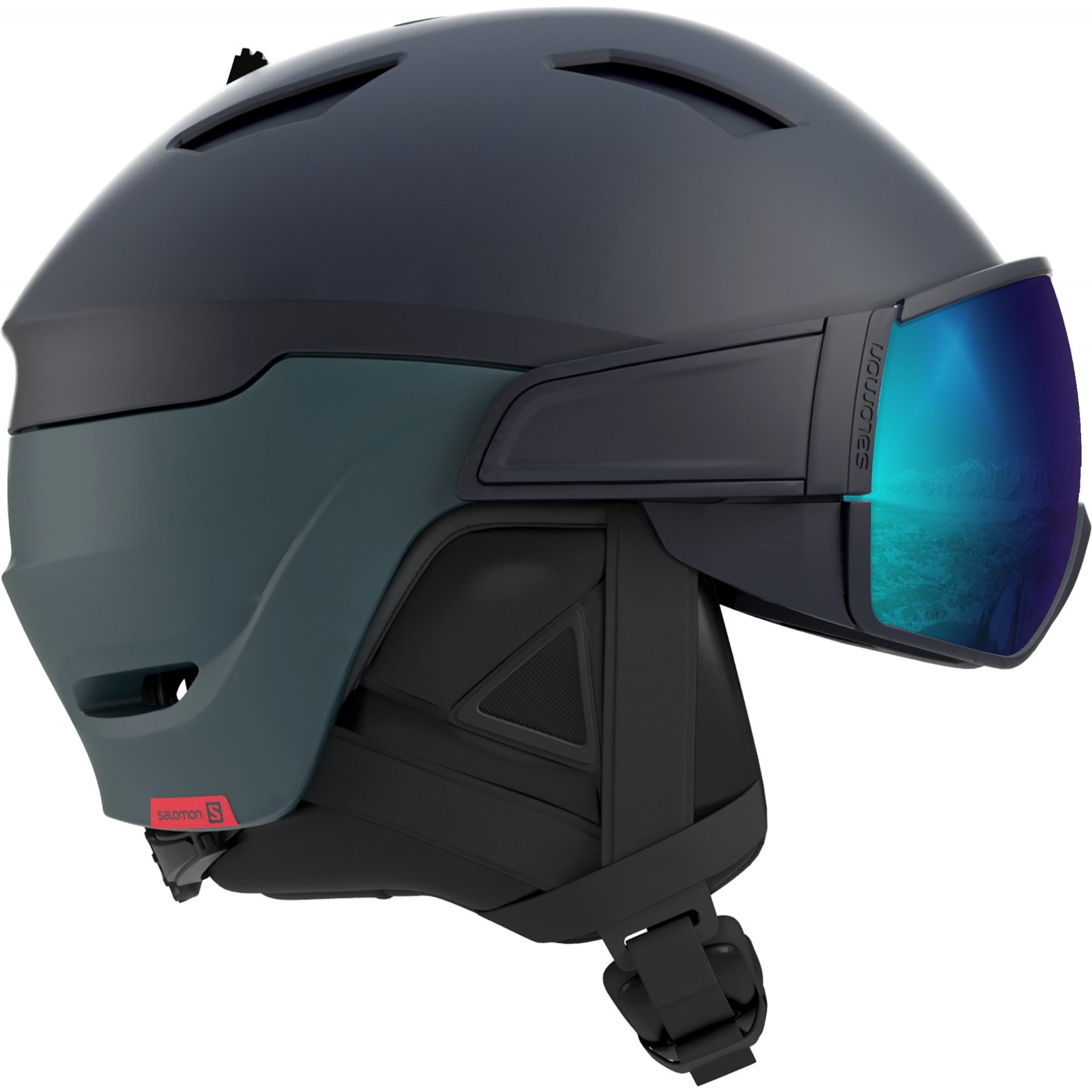 KASK SALOMON DRIVER DRESS BLUE|BLUE|SOLAR L405937