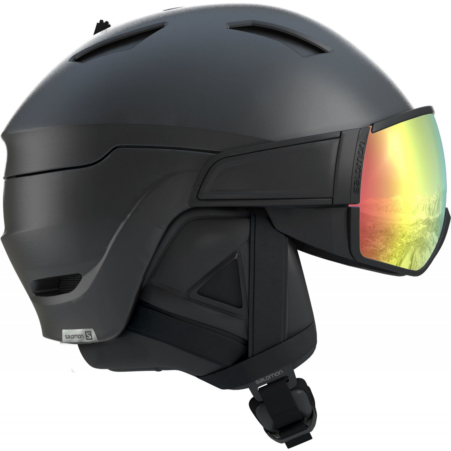 KASK SALOMON DRIVER+ PHOTO BLACK|ALL WEATHER 405339 1