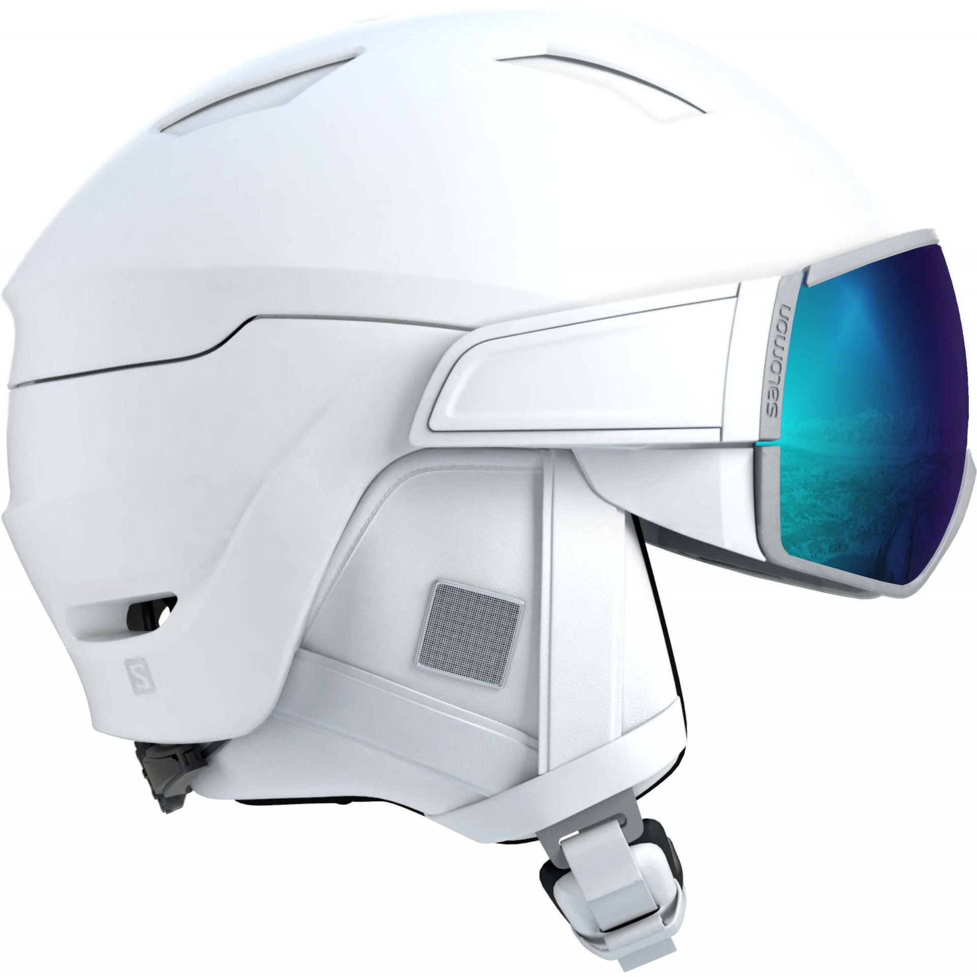 KASK SALOMON MIRAGE WHITE 405939
