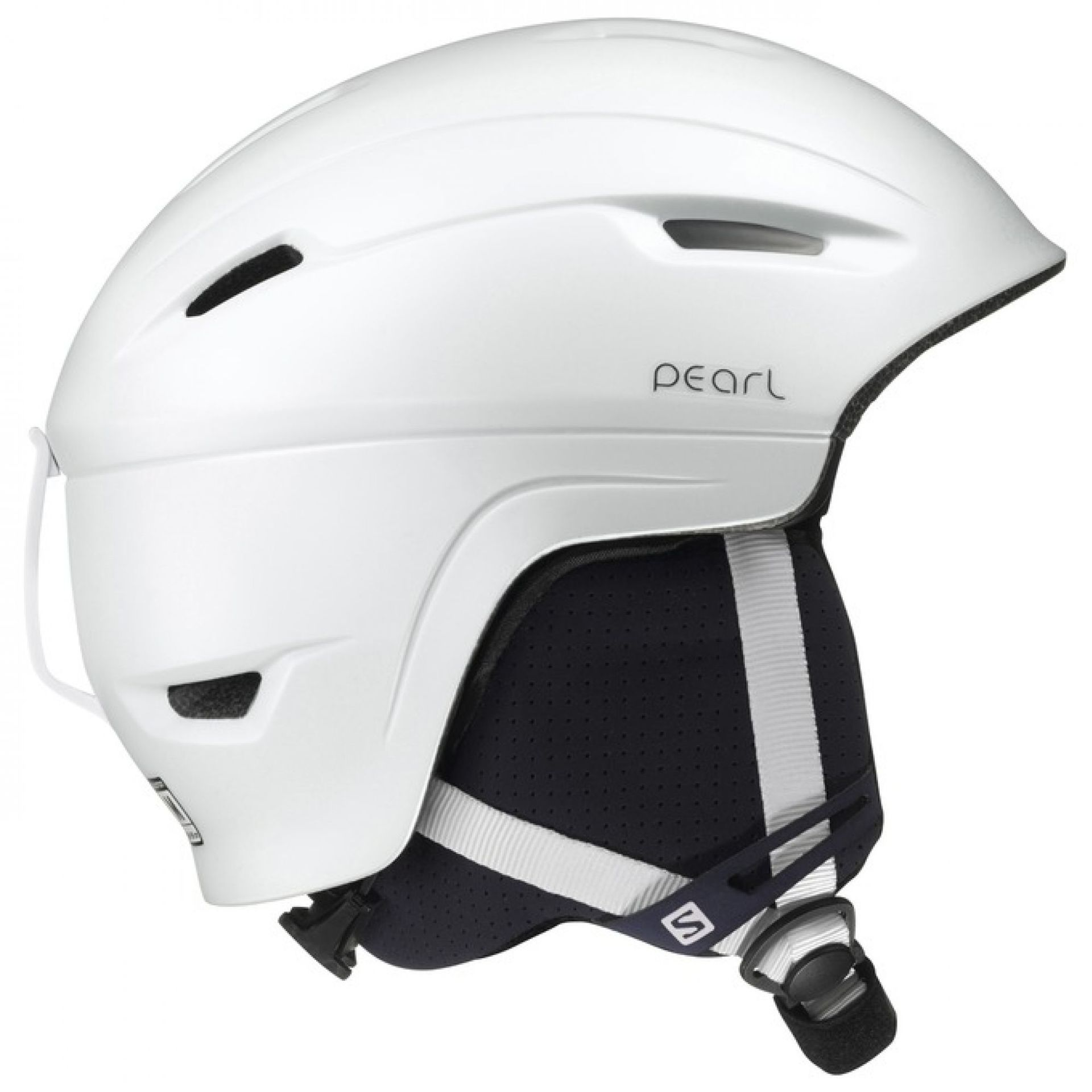 KASK SALOMON PEARL 4D2 WHITE