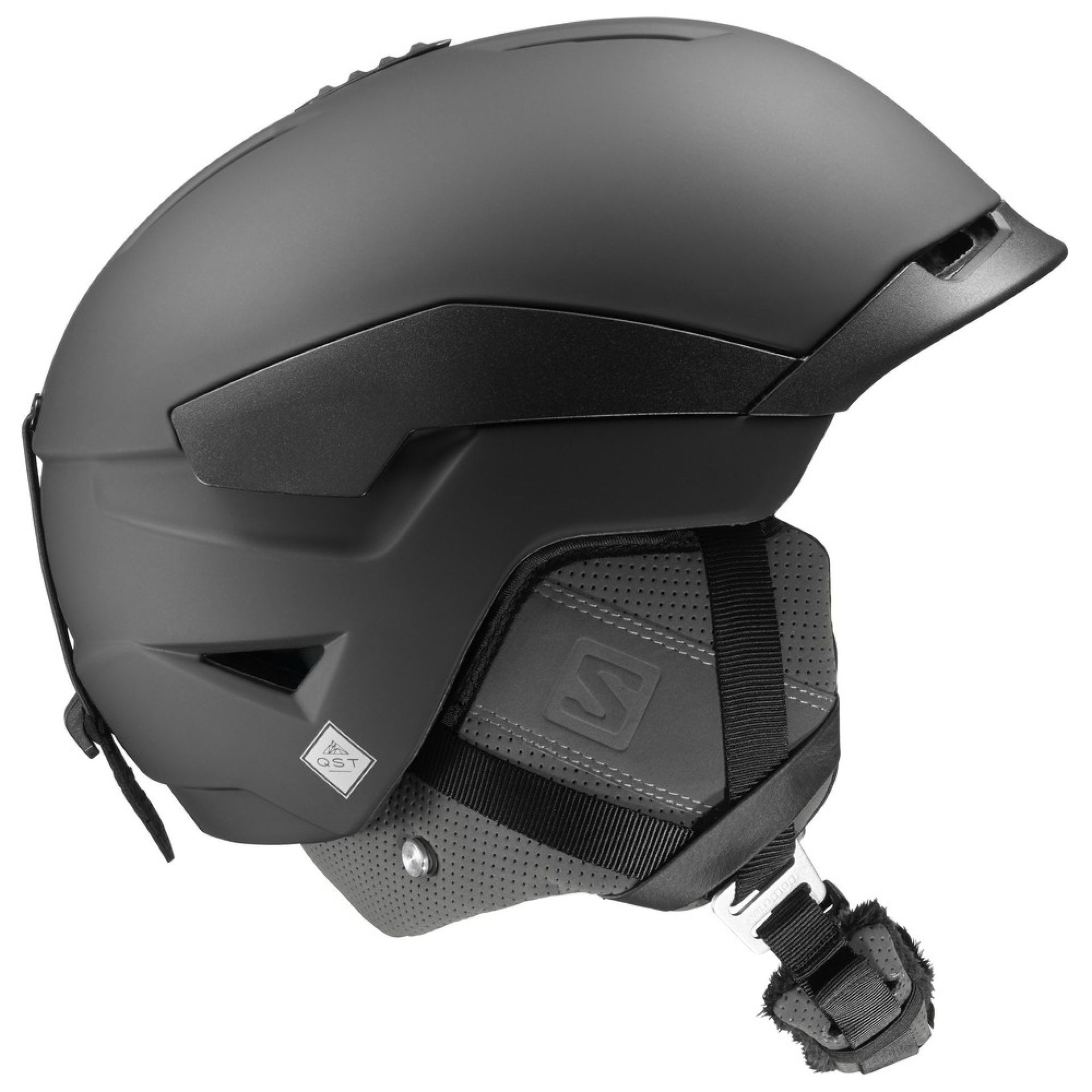 KASK SALOMON QUEST BLACK