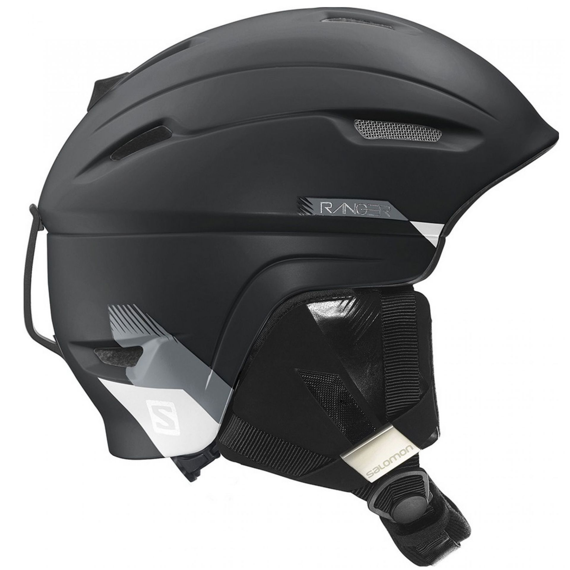 KASK SALOMON RANGER 4D BLACK MATT