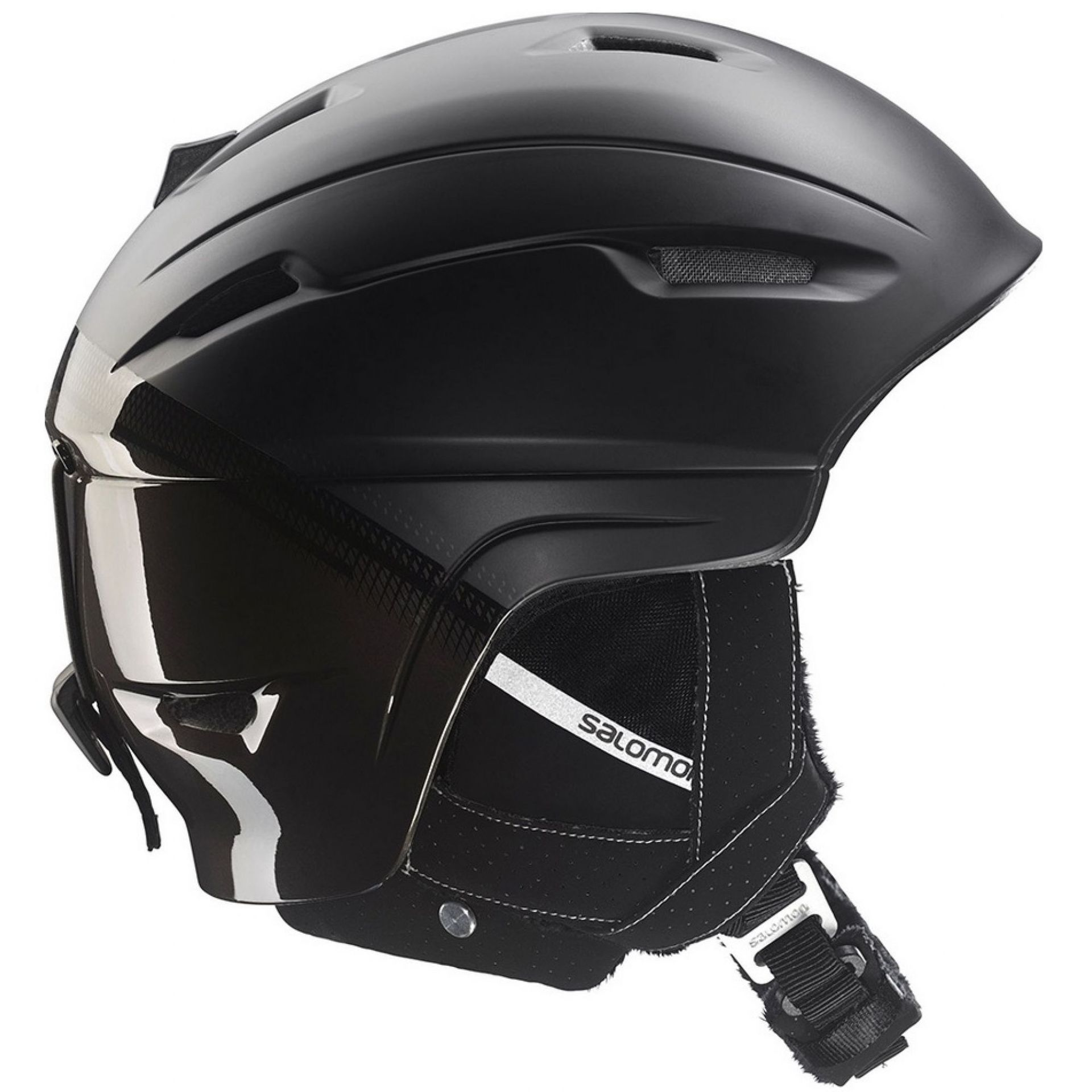 KASK SALOMON RANGER BLACK MATT