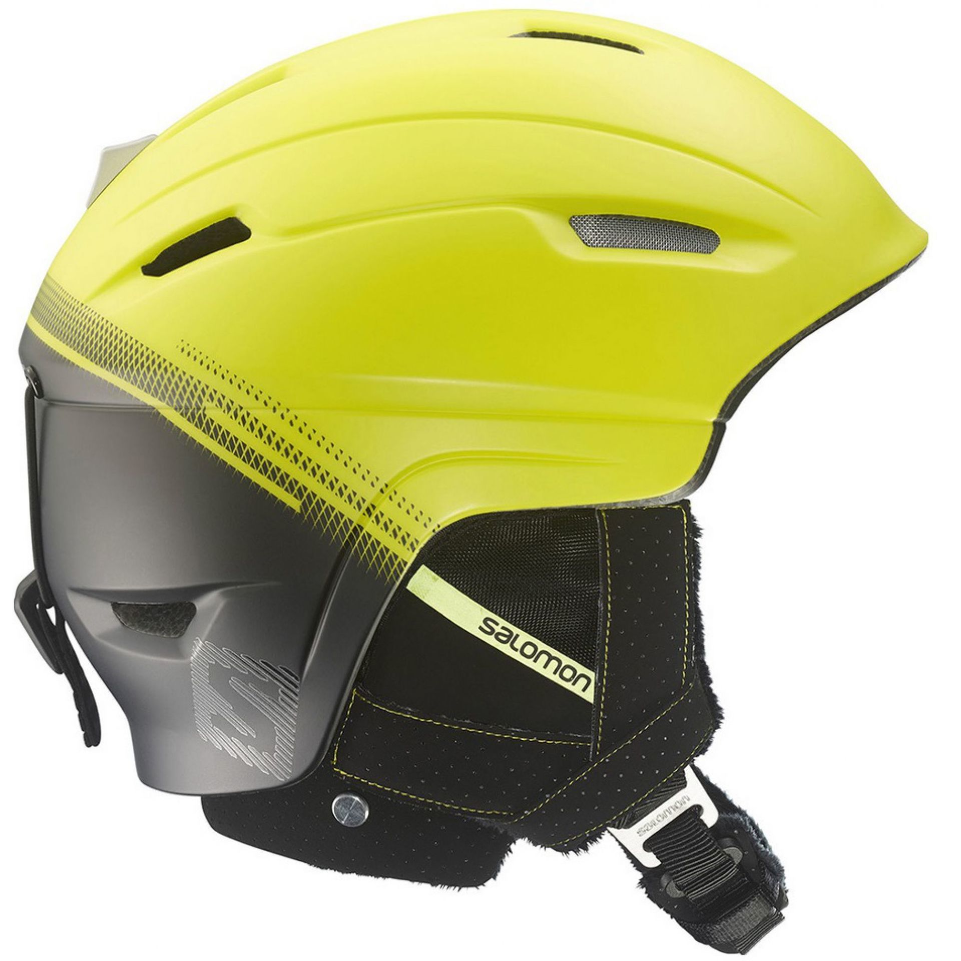 KASK SALOMON RANGER GREEN BLACK