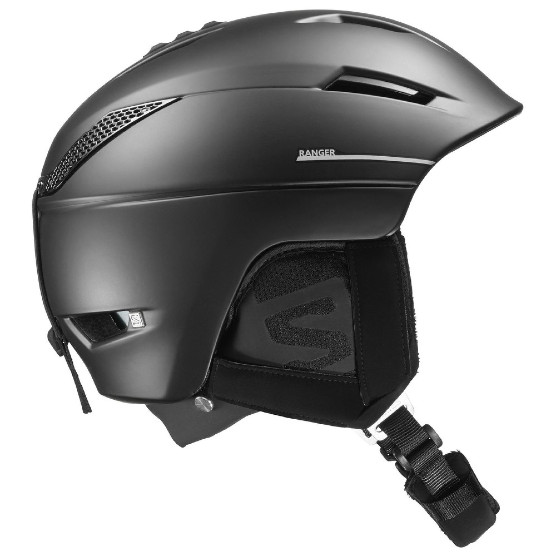 KASK SALOMON RANGER2 C.AIR BLACK