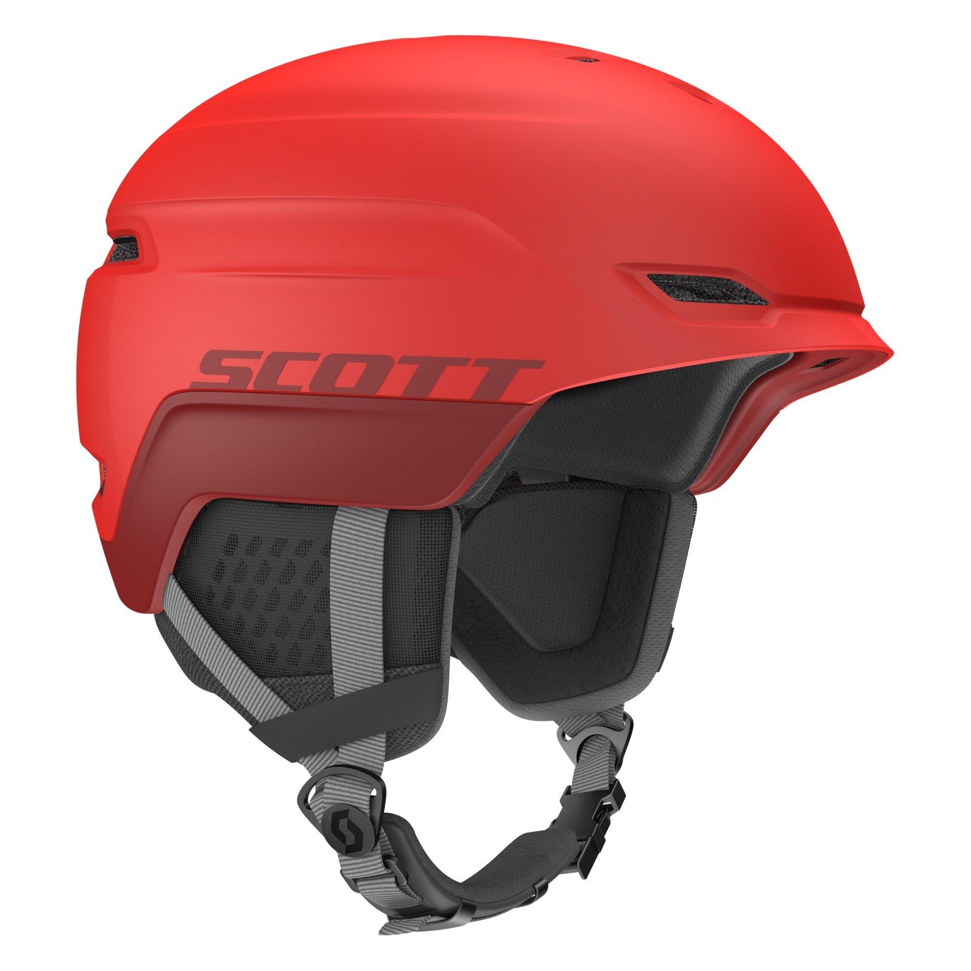 KASK SCOTT CHASE 2 RED 1