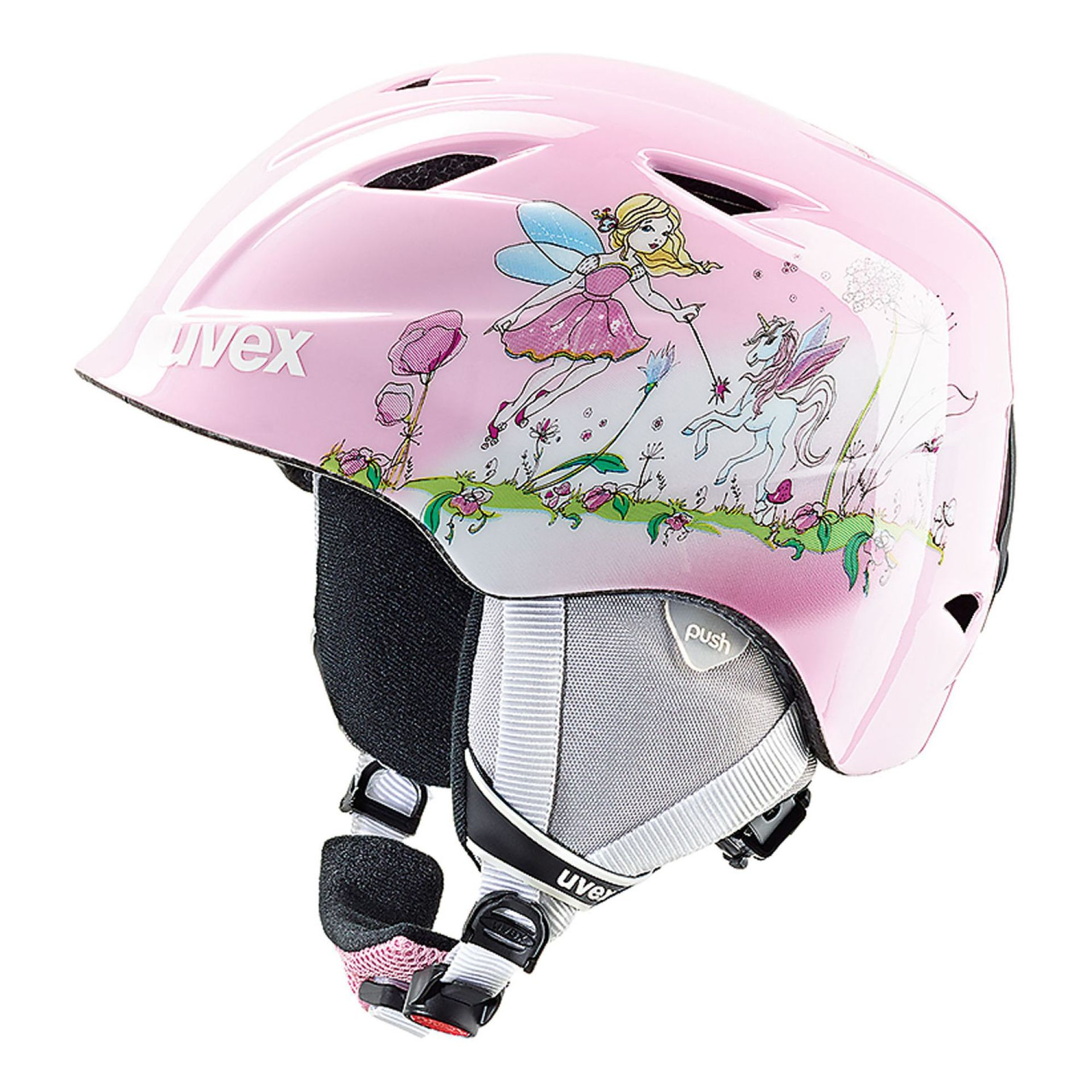 KASK UVEX AIRWING 2 FAIRY