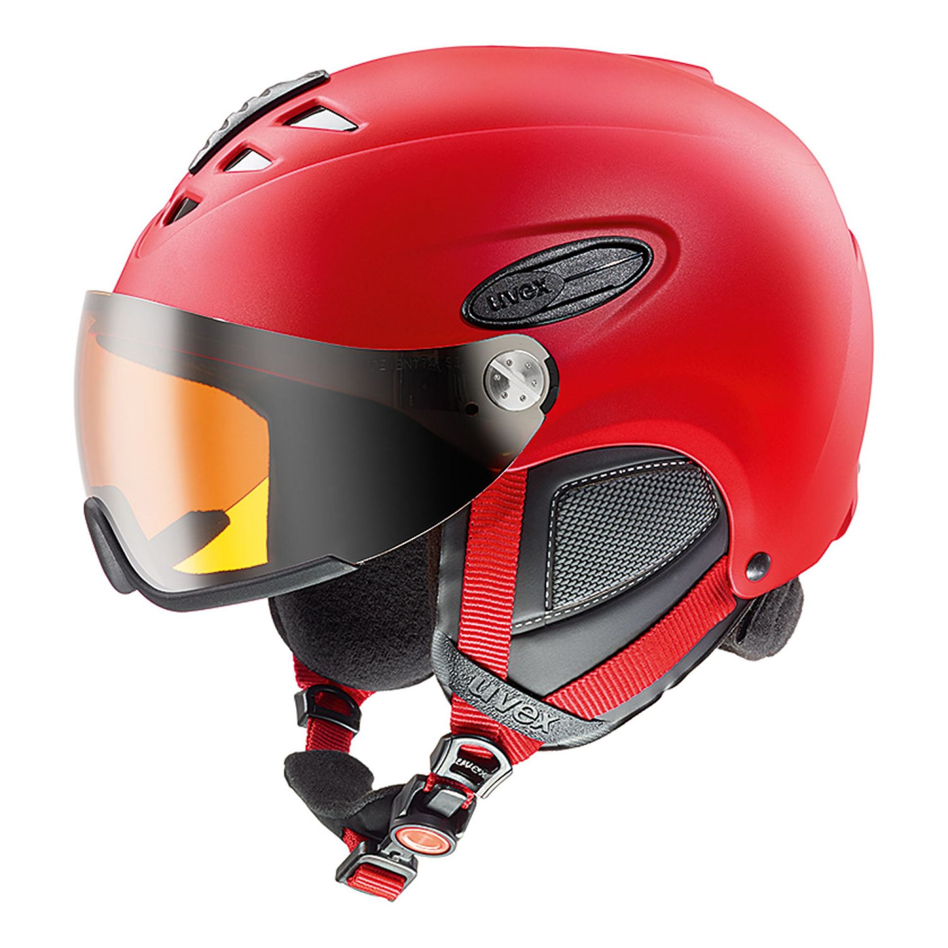 KASK UVEX HLMT 300 RED