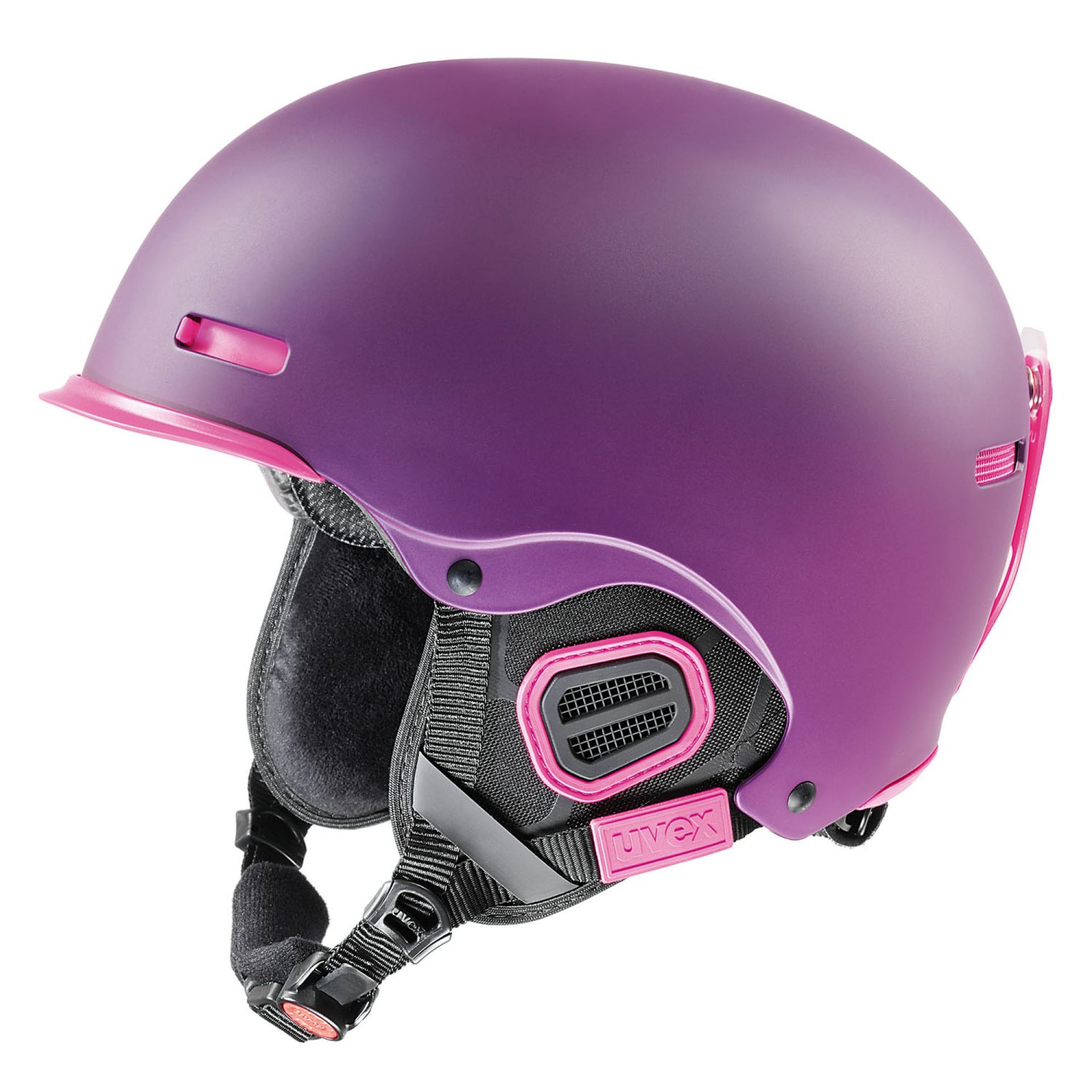 KASK UVEX HLMT 5 PRO  FIOLETOWY