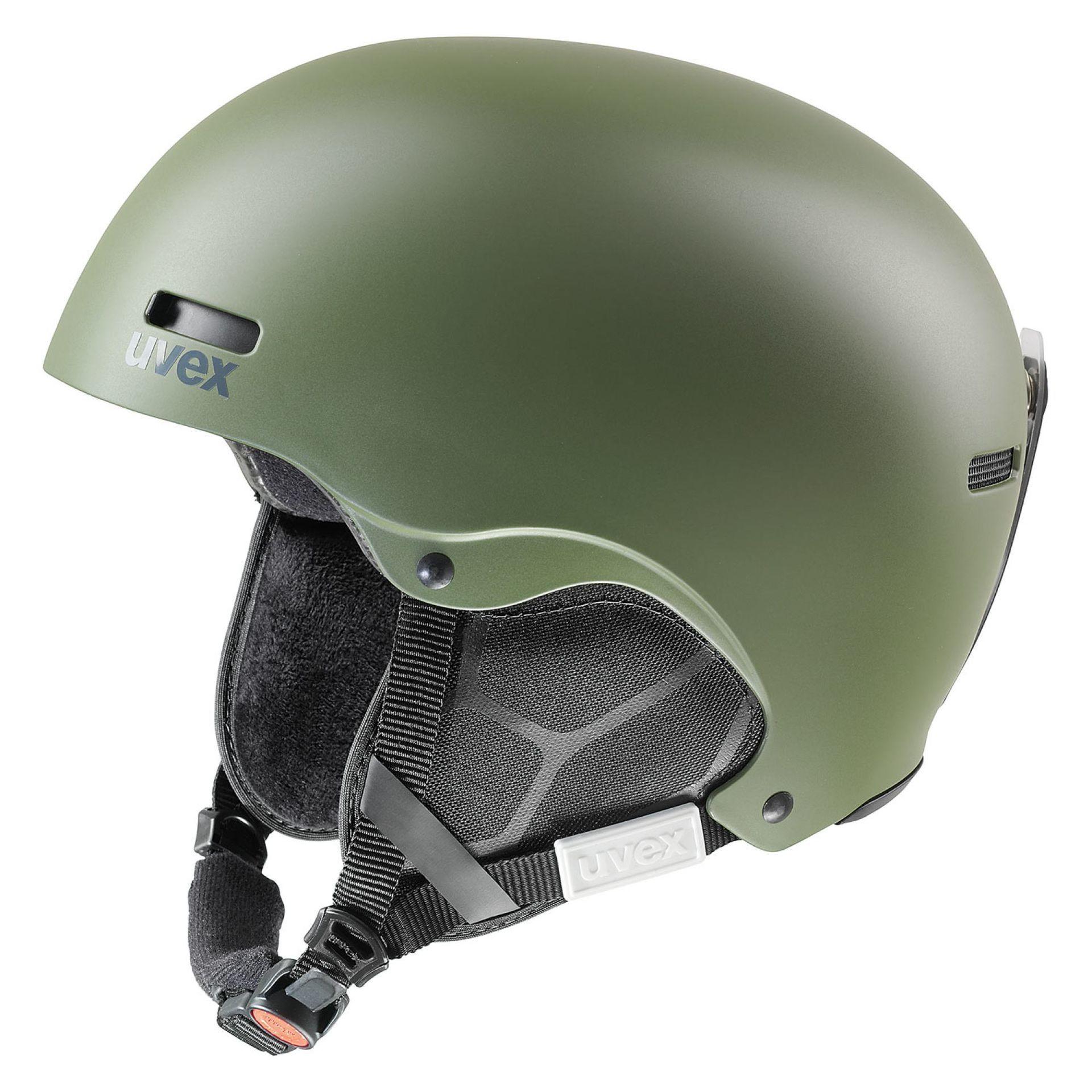 KASK UVEX  HLMT 5 PURE DARK OLIVE MAT
