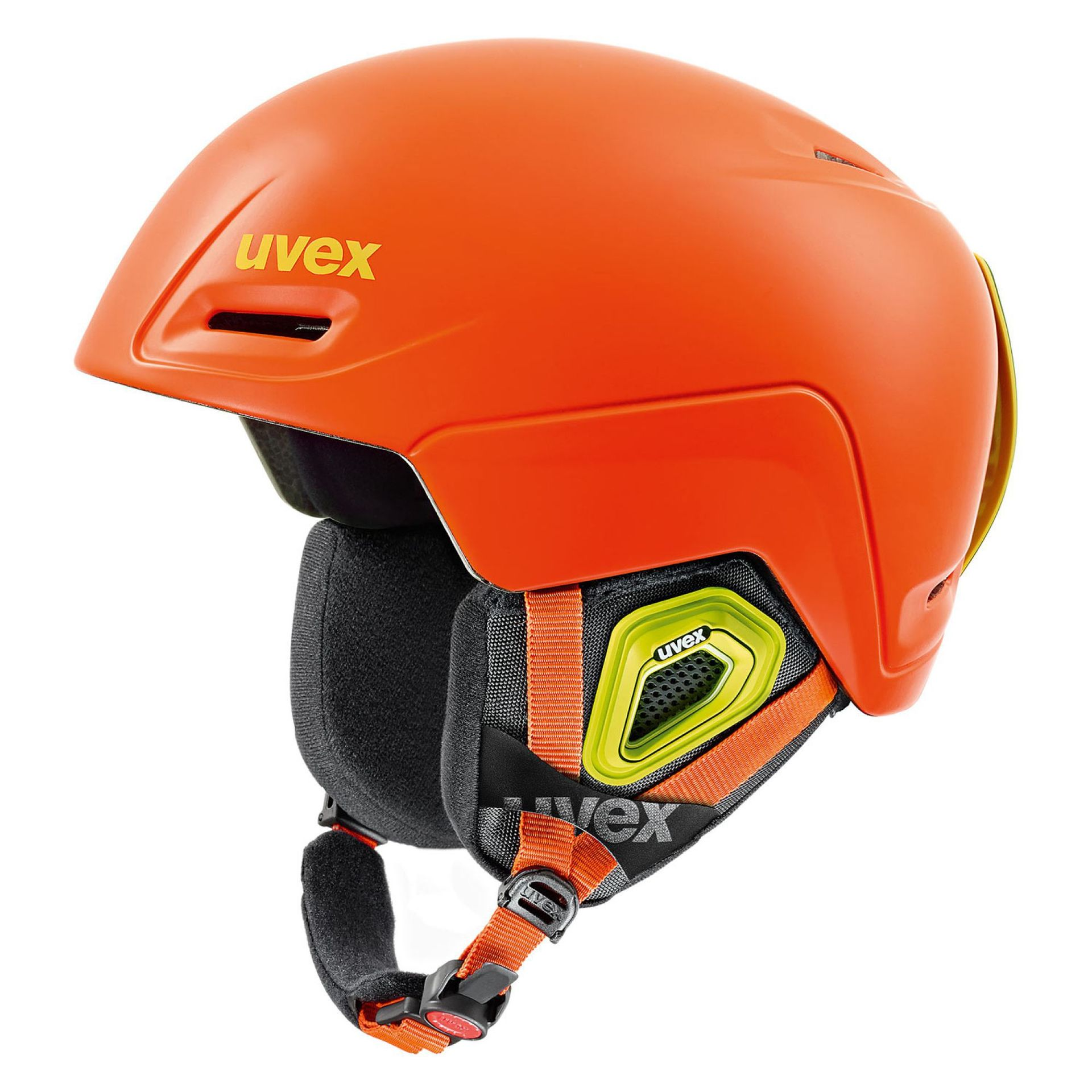 KASK UVEX JIMM ORANGE MATT