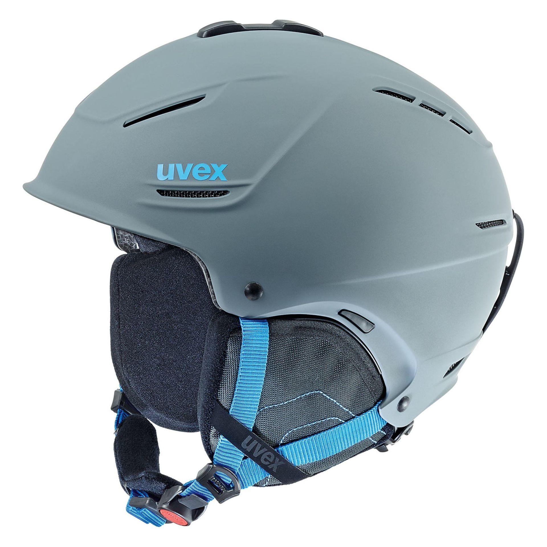 KASK UVEX P1US GREY BLUE MAT