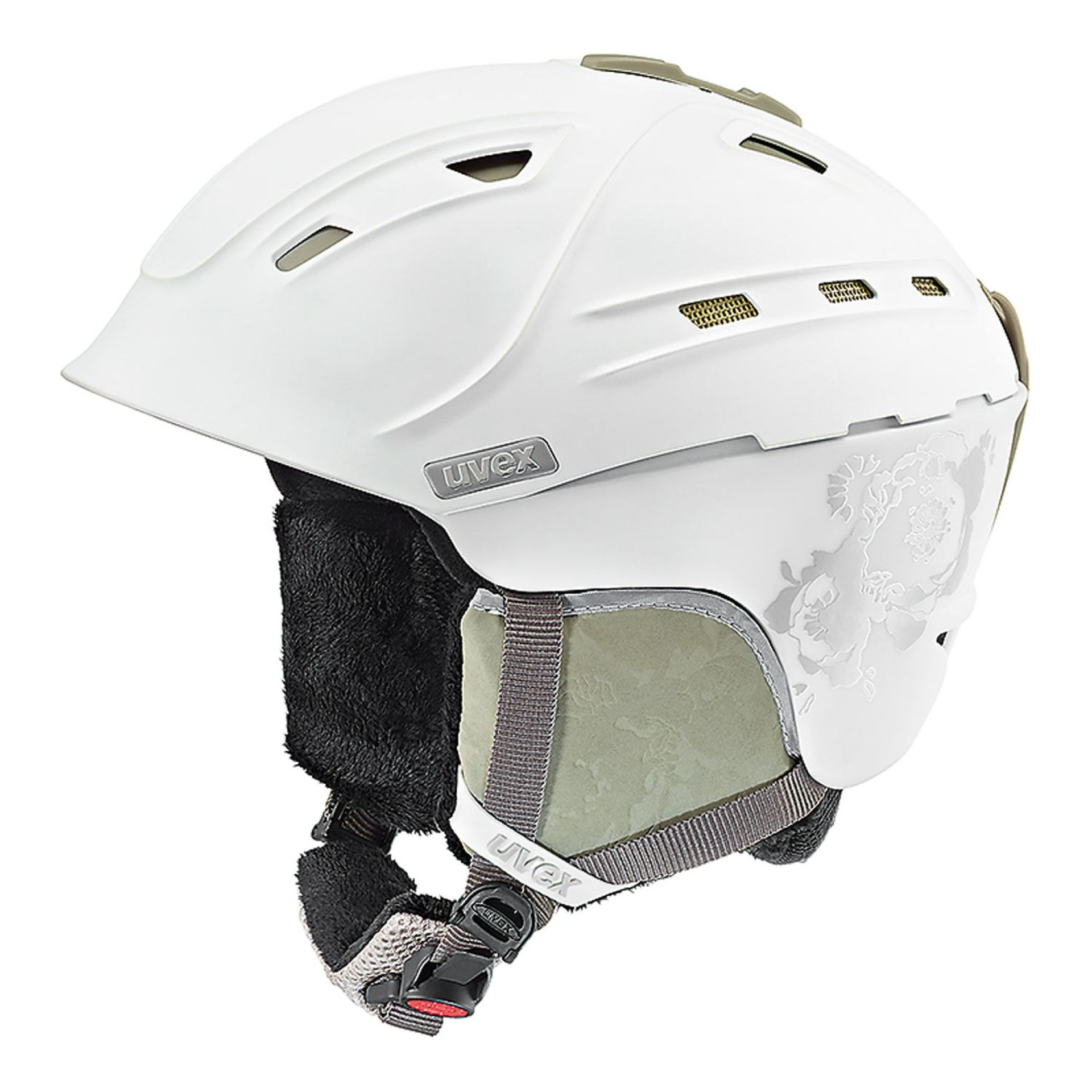 KASK UVEX P2US WL WHITE PROSECCO MAT